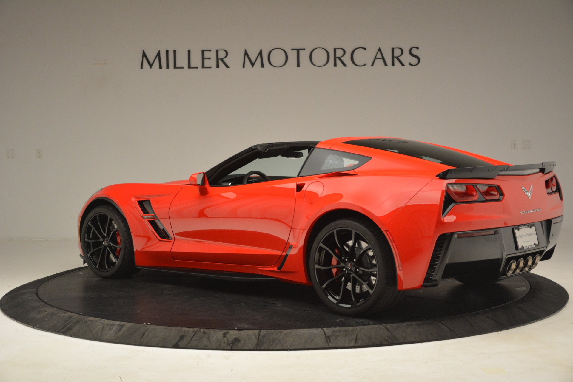 Used 2019 Chevrolet Corvette Grand Sport For Sale In Westport, CT 3169_p4