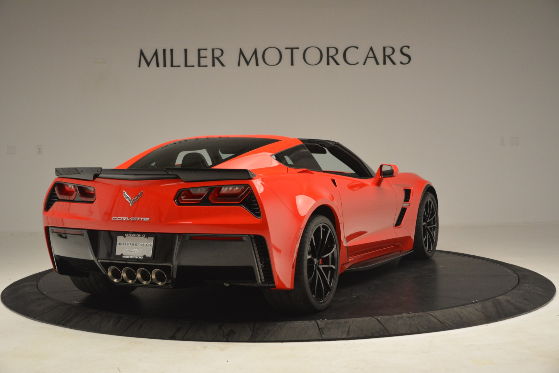 Used 2019 Chevrolet Corvette Grand Sport For Sale In Westport, CT 3169_p7