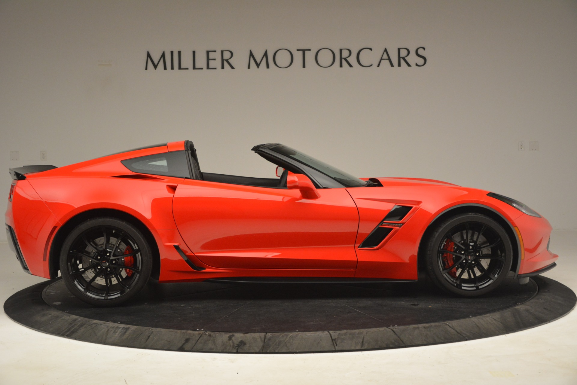 Used 2019 Chevrolet Corvette Grand Sport For Sale In Westport, CT 3169_p9