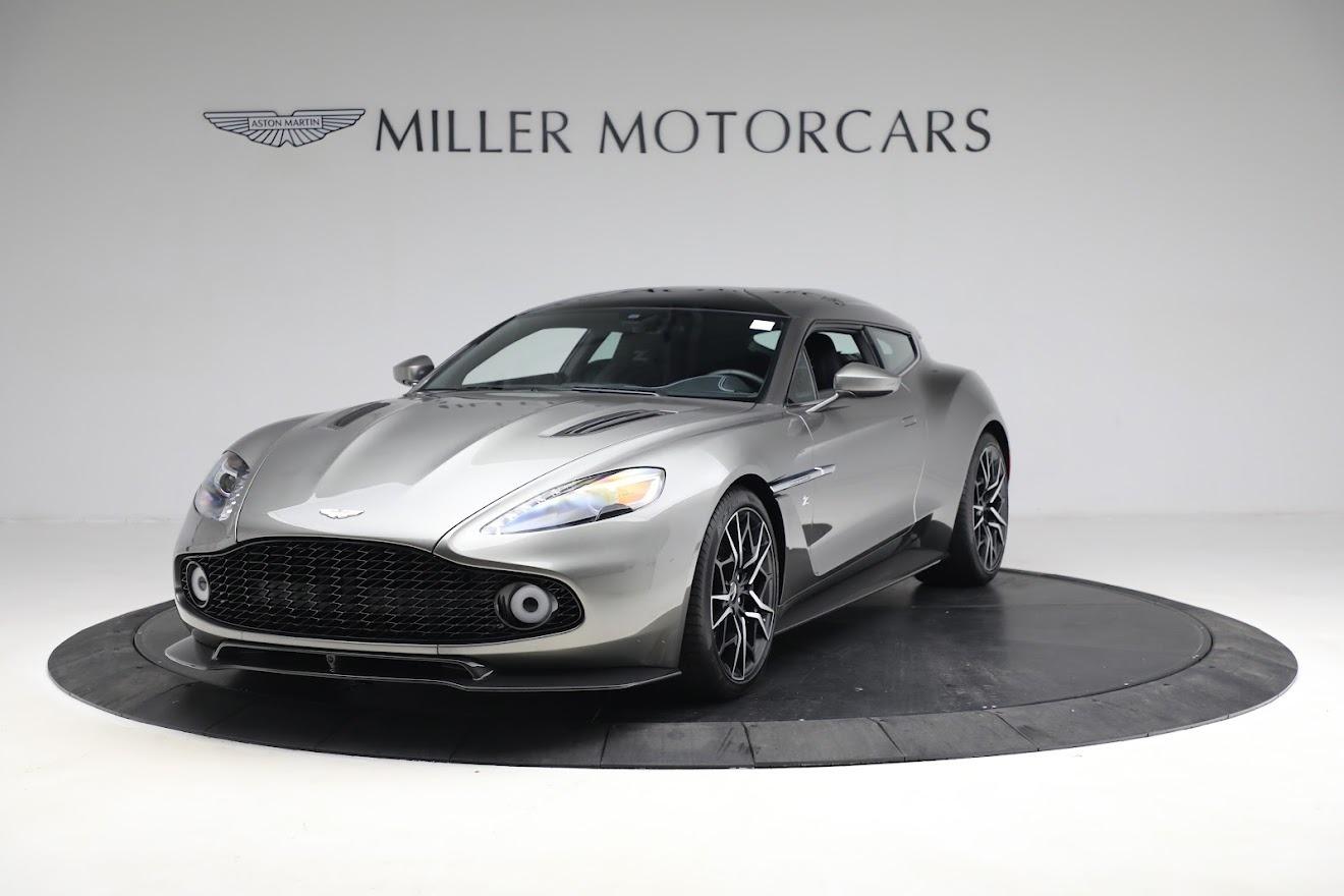 New 2019 Aston Martin Vanquish Zagato Shooting Brake For Sale In Westport, CT 3170_p12