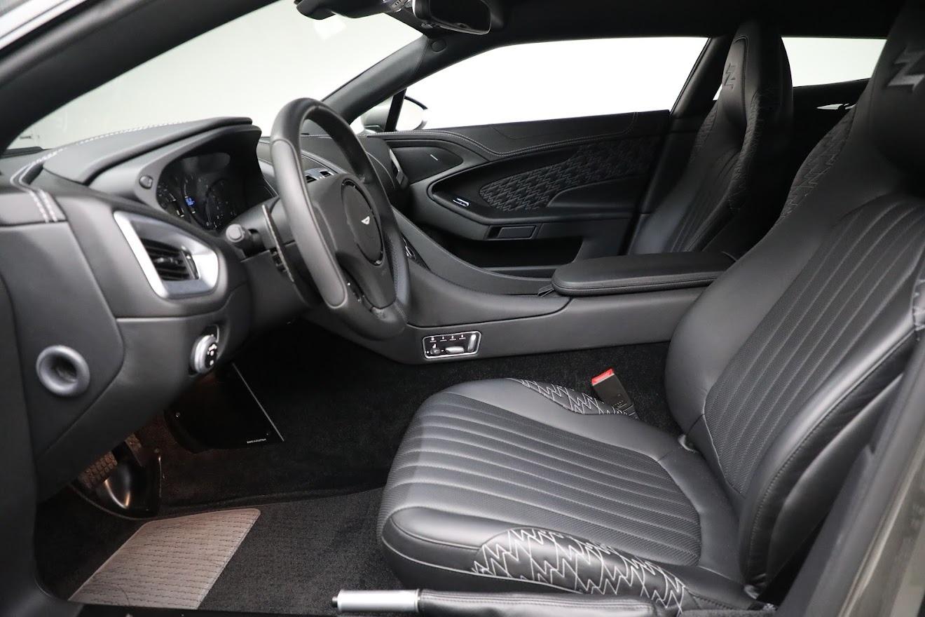 New 2019 Aston Martin Vanquish Zagato Shooting Brake For Sale In Westport, CT 3170_p14