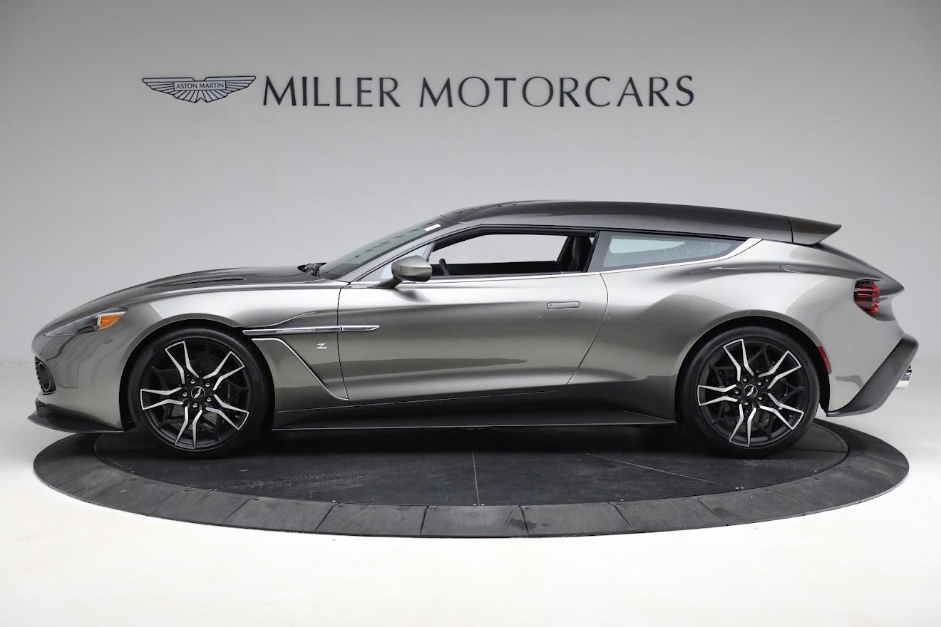 New 2019 Aston Martin Vanquish Zagato Shooting Brake For Sale In Westport, CT 3170_p2