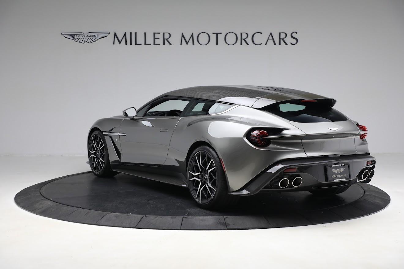 New 2019 Aston Martin Vanquish Zagato Shooting Brake For Sale In Westport, CT 3170_p4