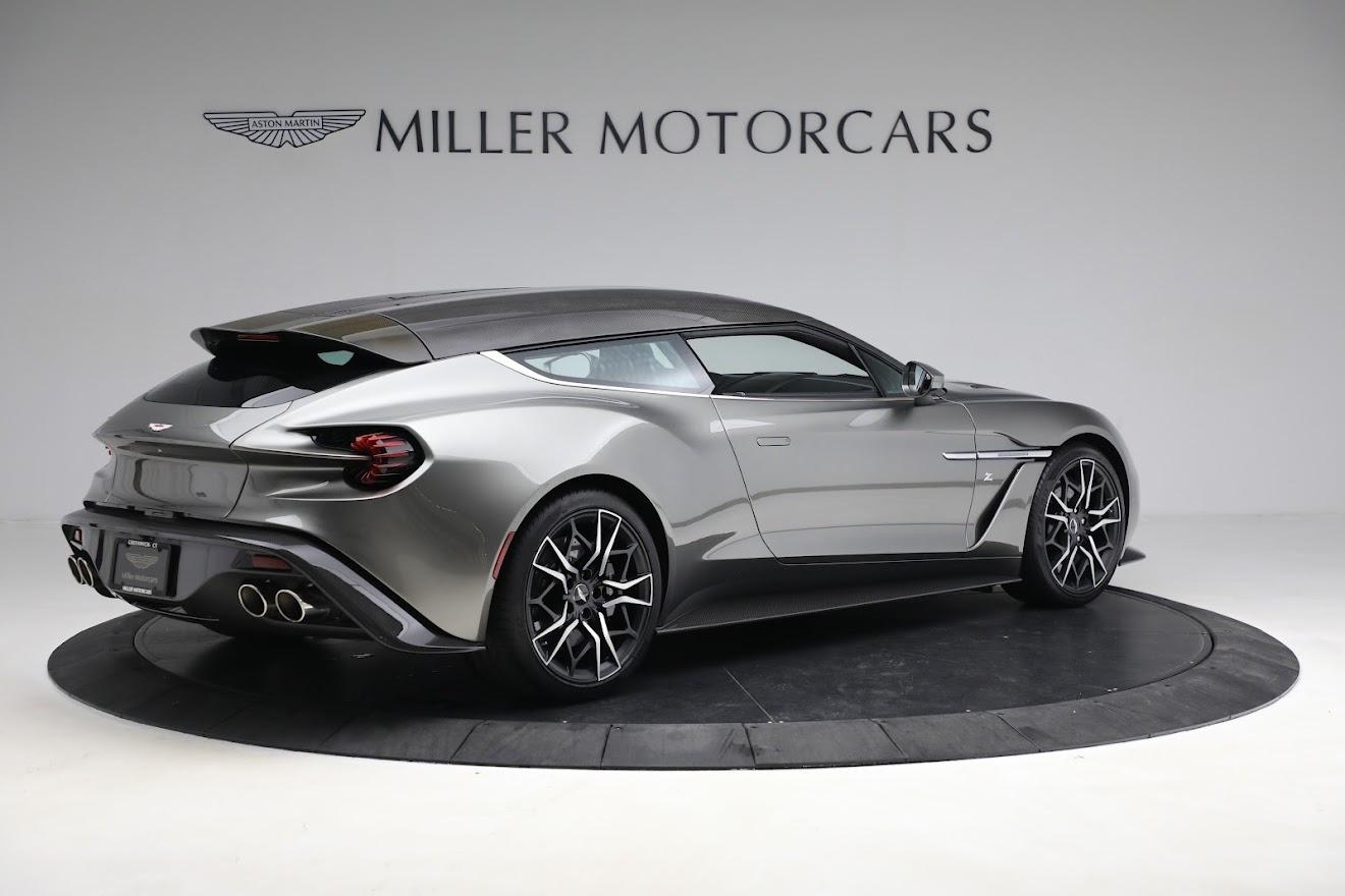 New 2019 Aston Martin Vanquish Zagato Shooting Brake For Sale In Westport, CT 3170_p7