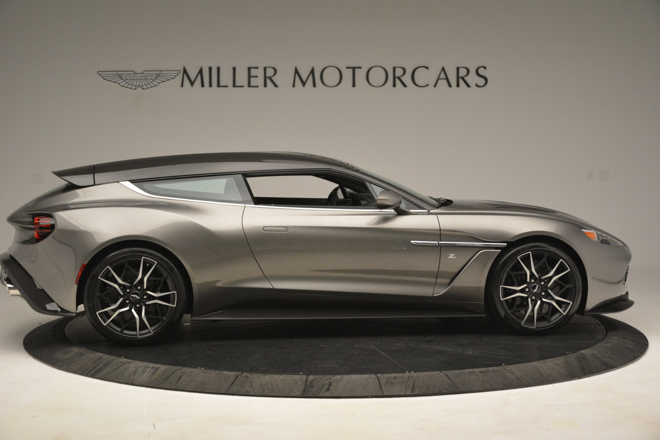 New 2019 Aston Martin Vanquish Zagato Shooting Brake For Sale In Westport, CT 3170_p9