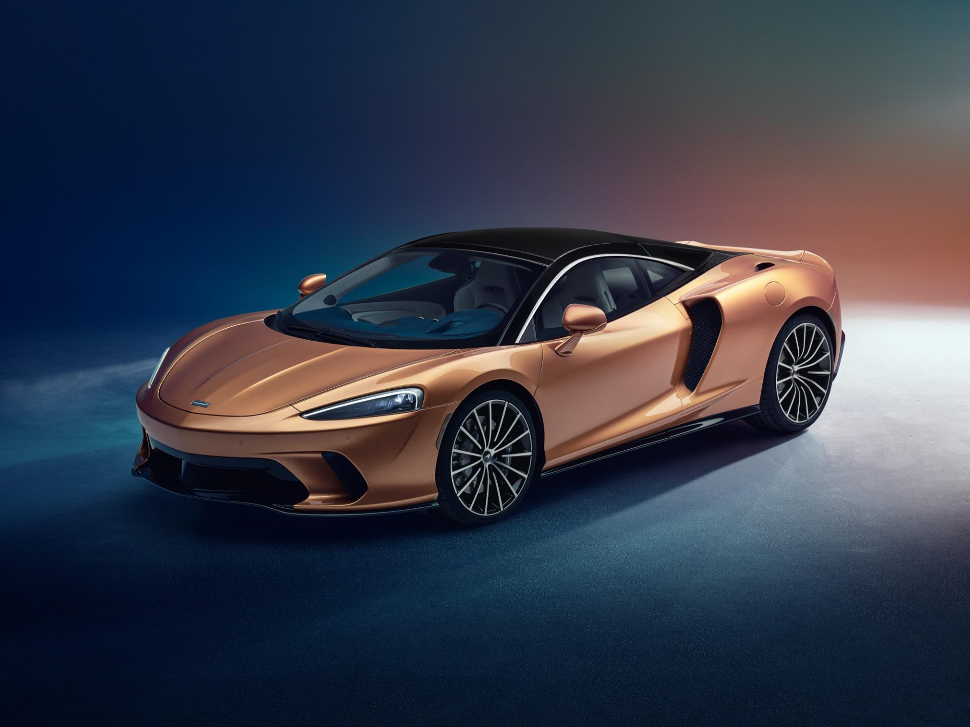 New 2020 McLaren GT Coupe For Sale In Westport, CT 3172_p2