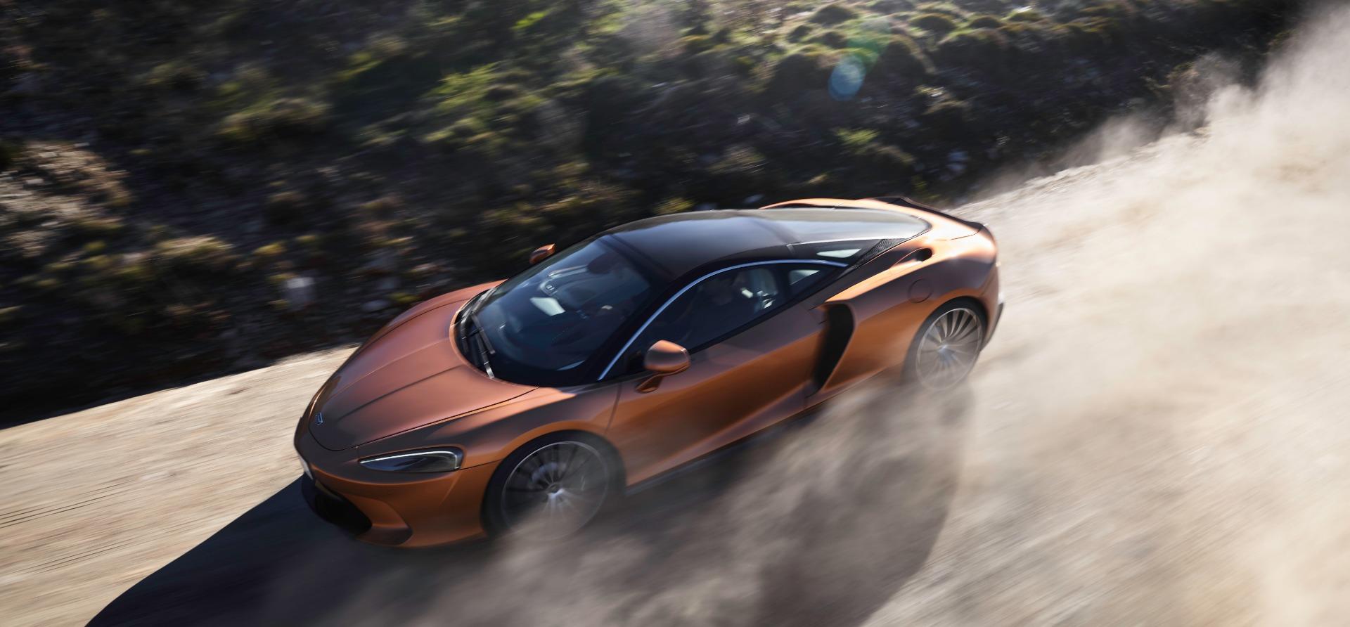New 2020 McLaren GT Coupe For Sale In Westport, CT 3172_p31