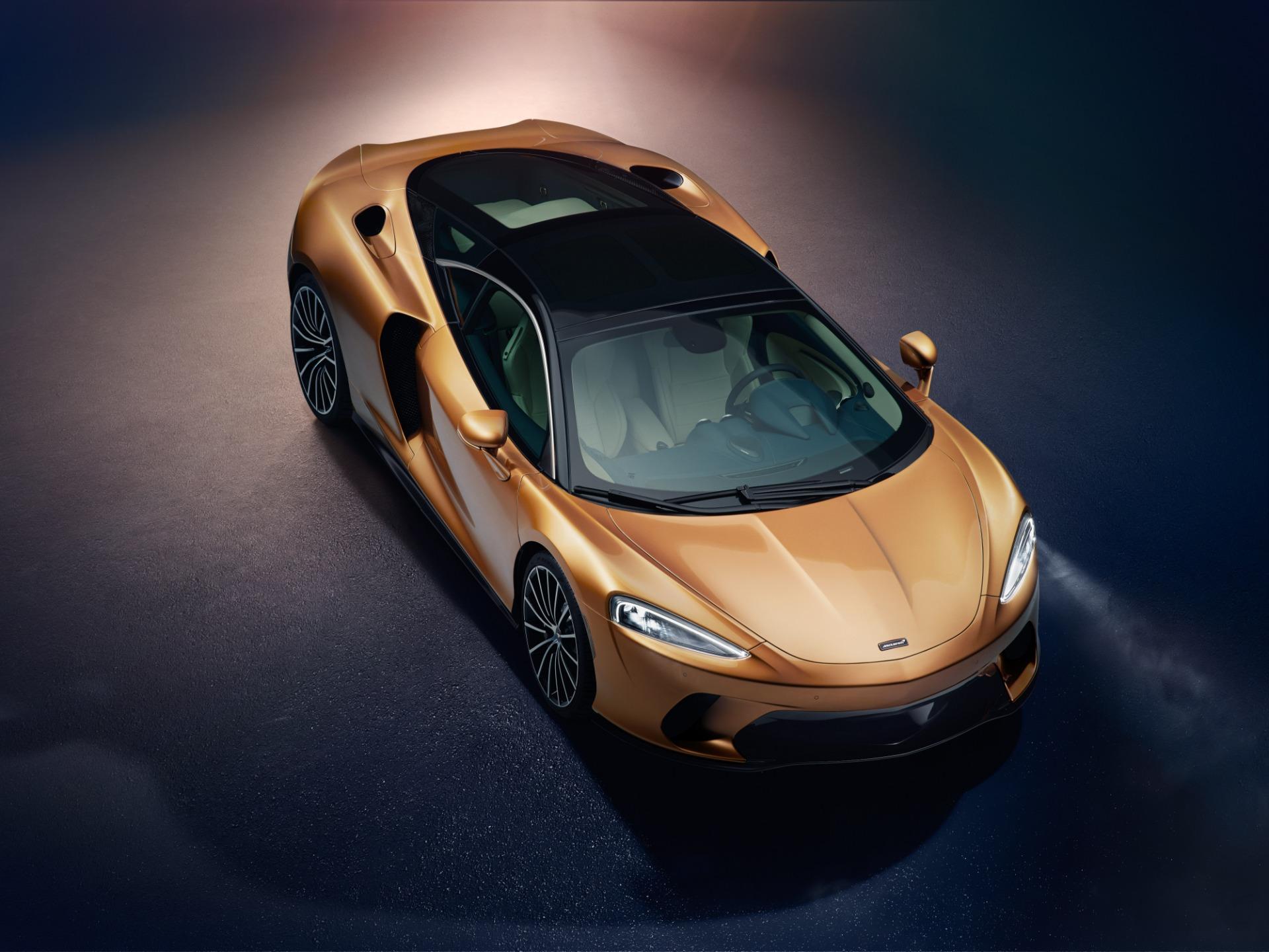 New 2020 McLaren GT Coupe For Sale In Westport, CT 3172_p3