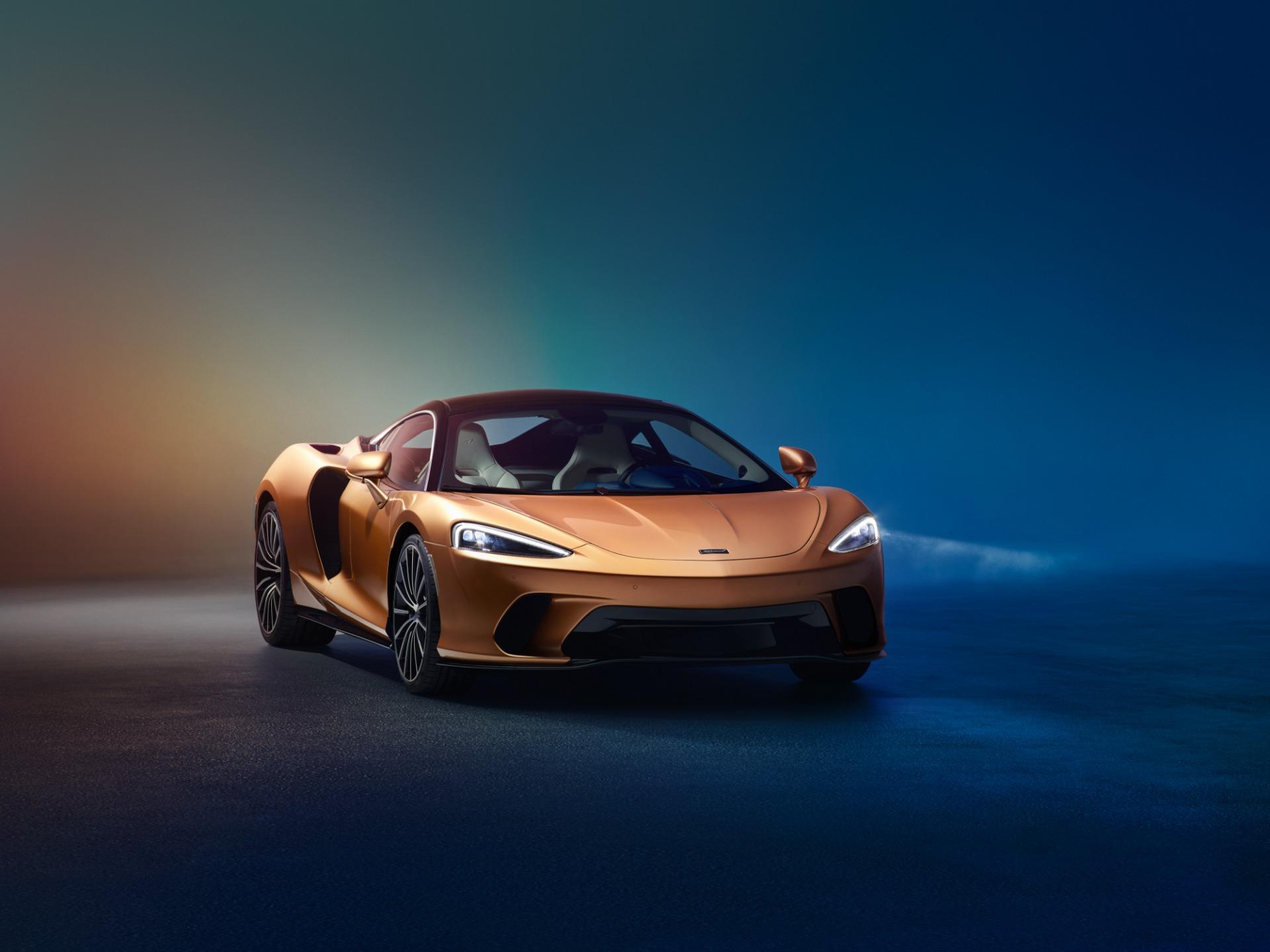 New 2020 McLaren GT Coupe For Sale In Westport, CT 3172_p4