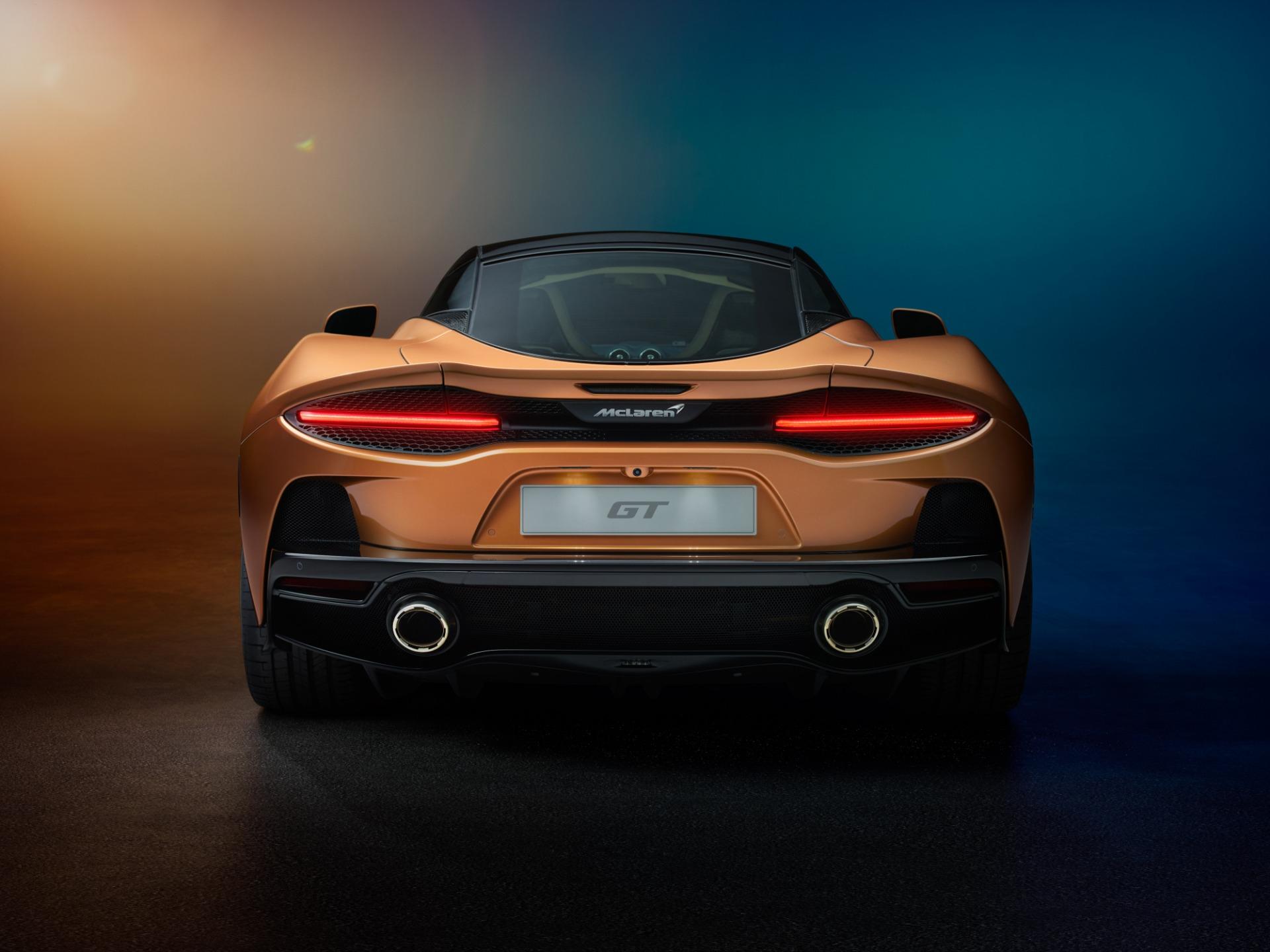 New 2020 McLaren GT Coupe For Sale In Westport, CT 3172_p5
