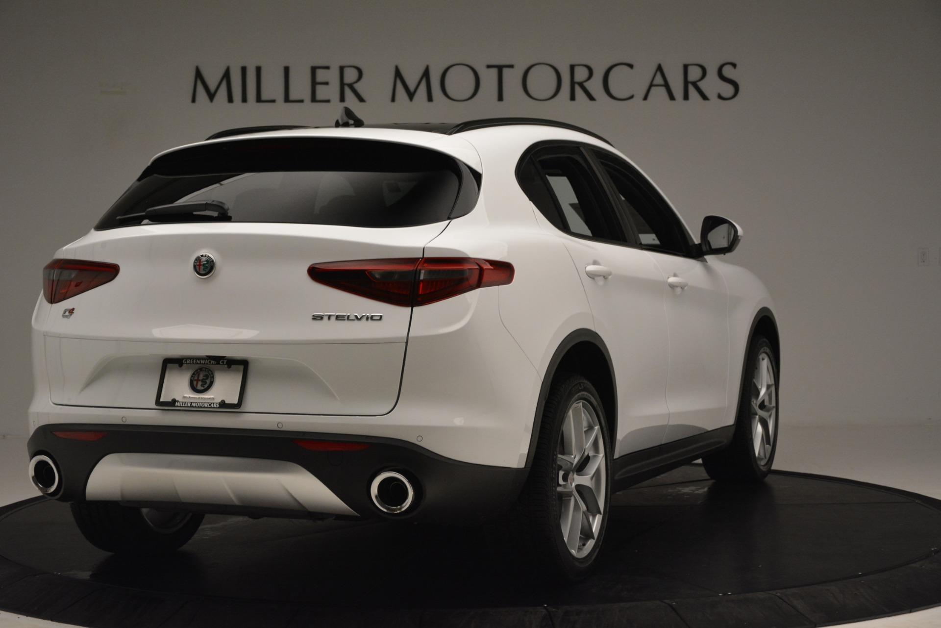 New 2019 Alfa Romeo Stelvio Ti Sport Q4 For Sale In Westport, CT 3173_p6