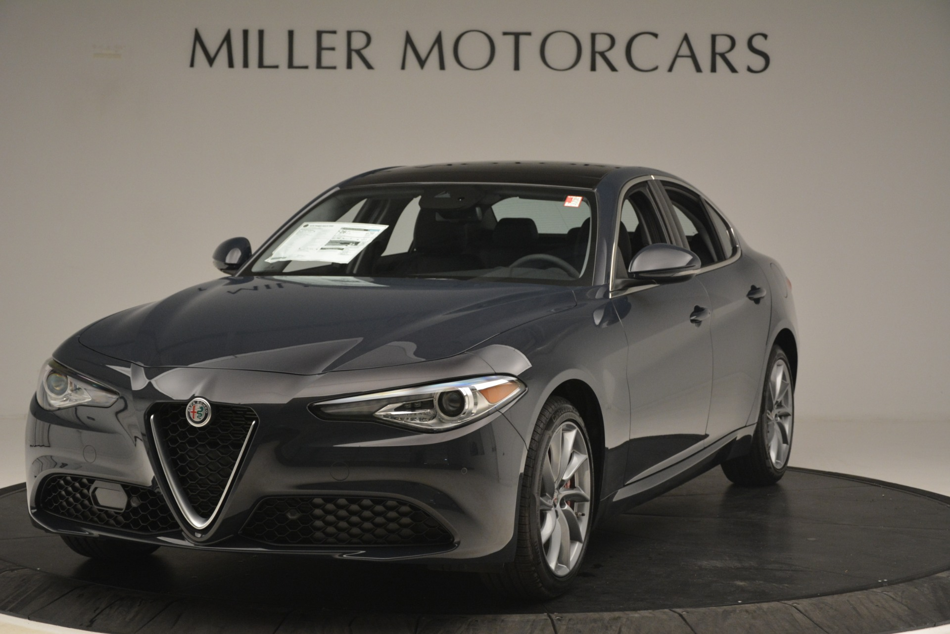 New 2019 Alfa Romeo Giulia Q4 For Sale In Westport, CT 3174_main