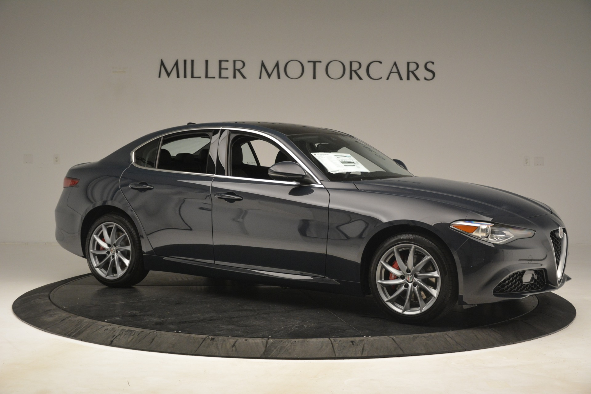 New 2019 Alfa Romeo Giulia Q4 For Sale In Westport, CT 3174_p10