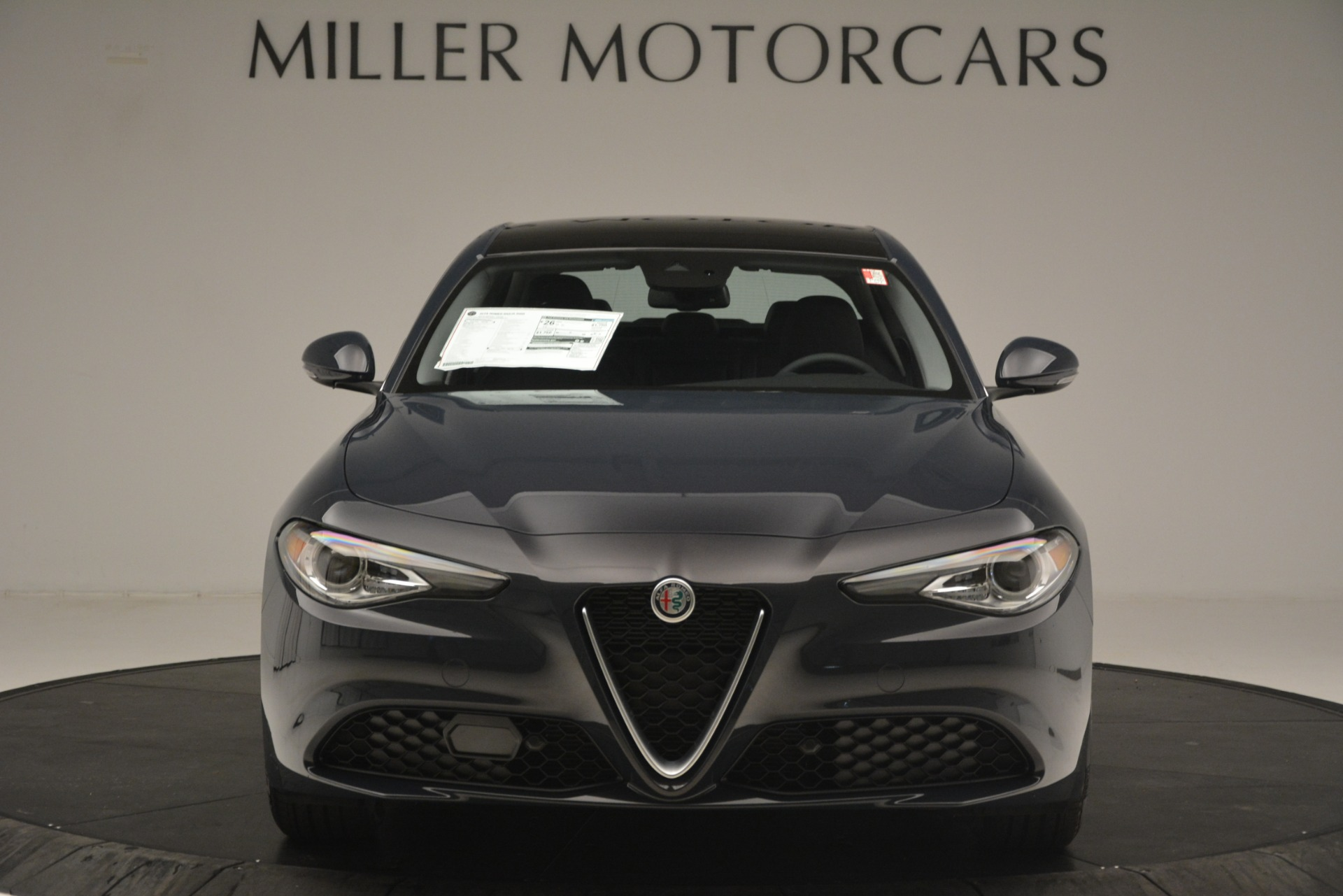 New 2019 Alfa Romeo Giulia Q4 For Sale In Westport, CT 3174_p12