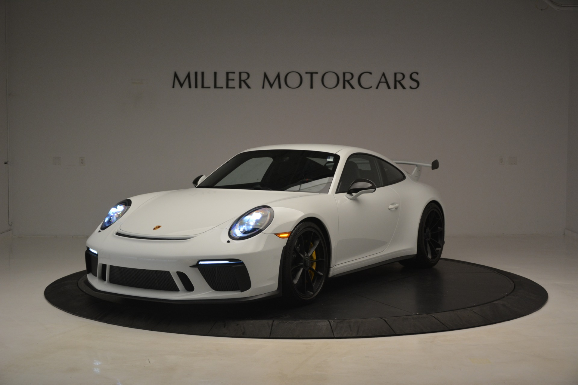 Used 2018 Porsche 911 GT3 For Sale In Westport, CT 3176_main