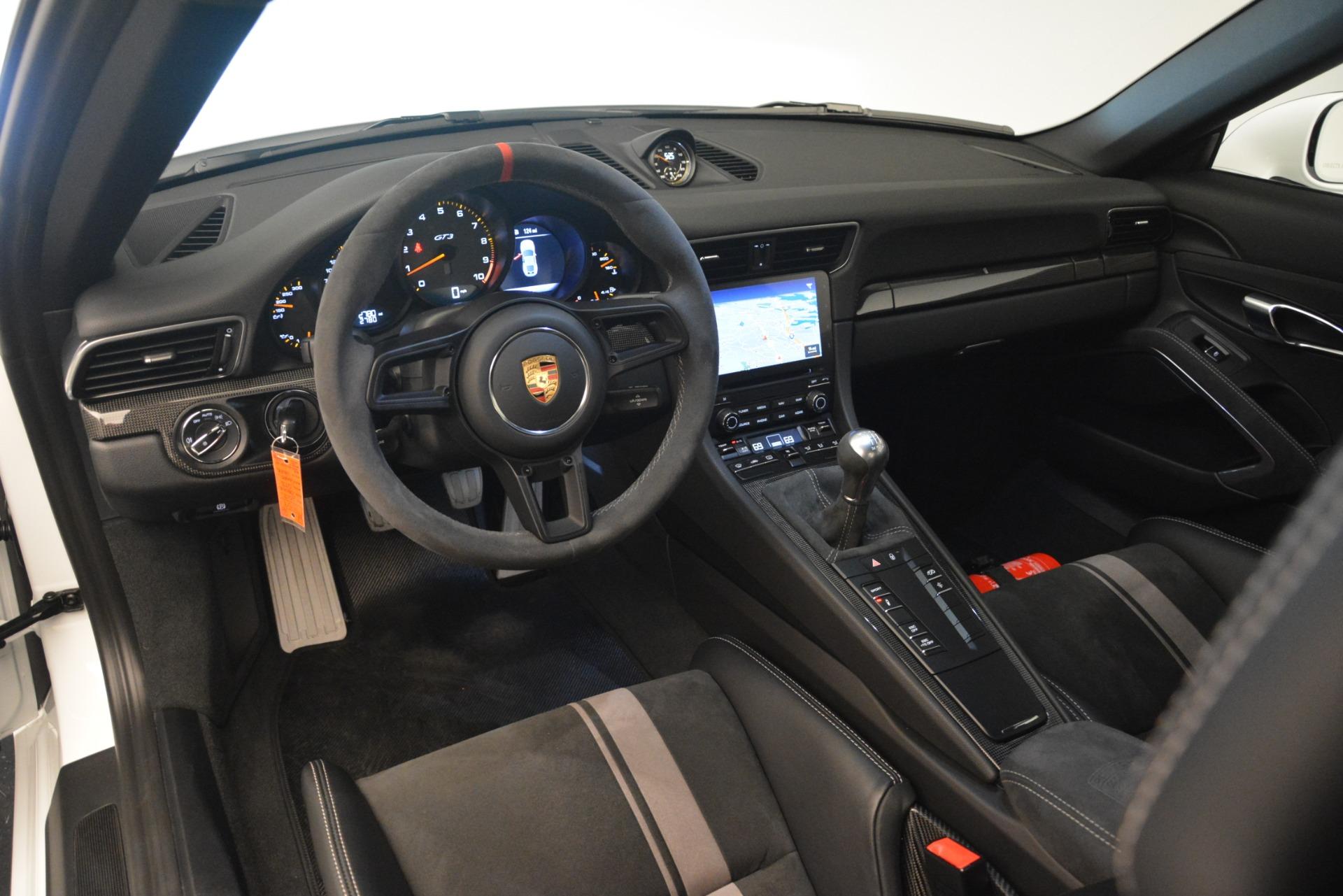 Used 2018 Porsche 911 GT3 For Sale In Westport, CT 3176_p10