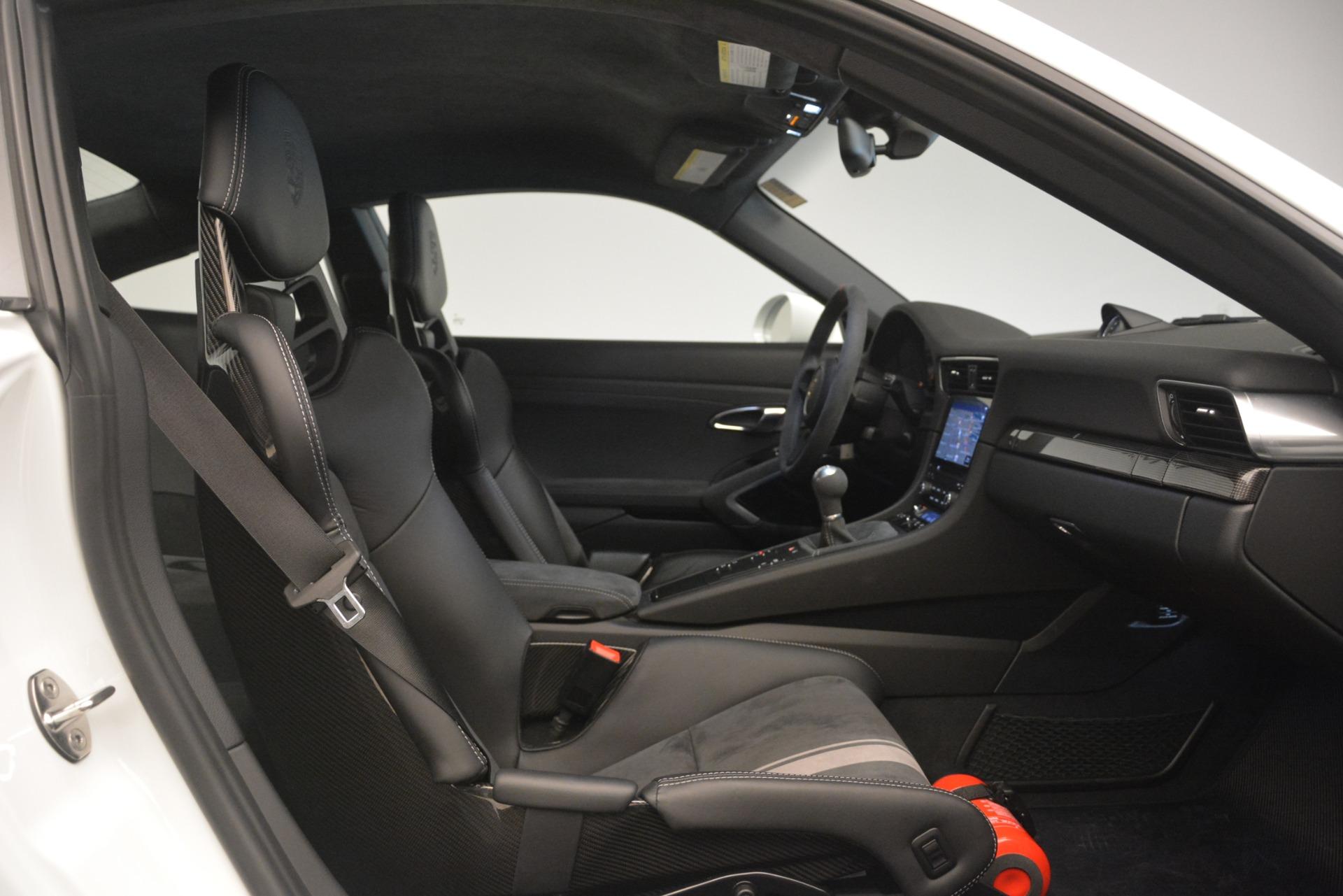 Used 2018 Porsche 911 GT3 For Sale In Westport, CT 3176_p13