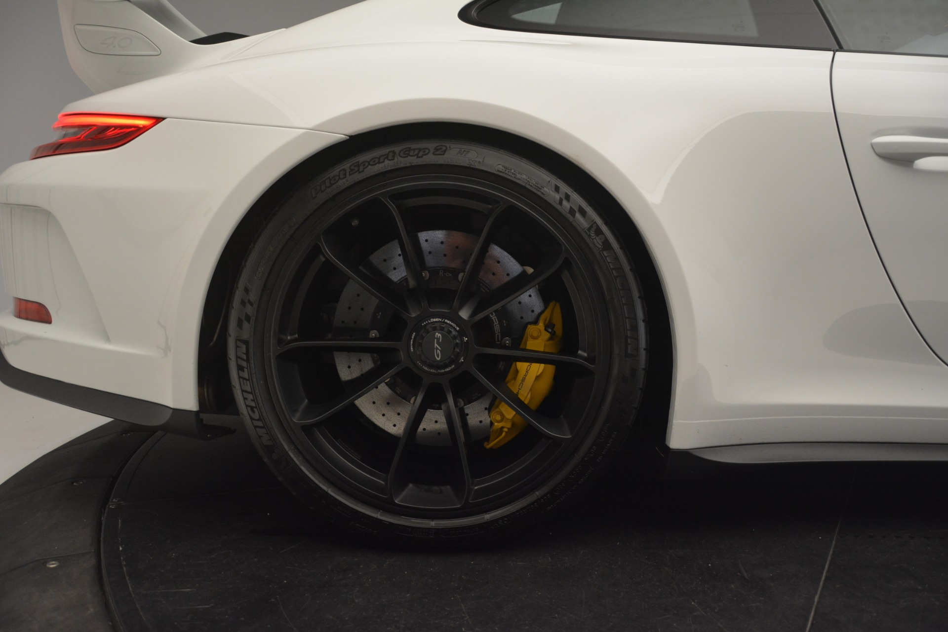 Used 2018 Porsche 911 GT3 For Sale In Westport, CT 3176_p9