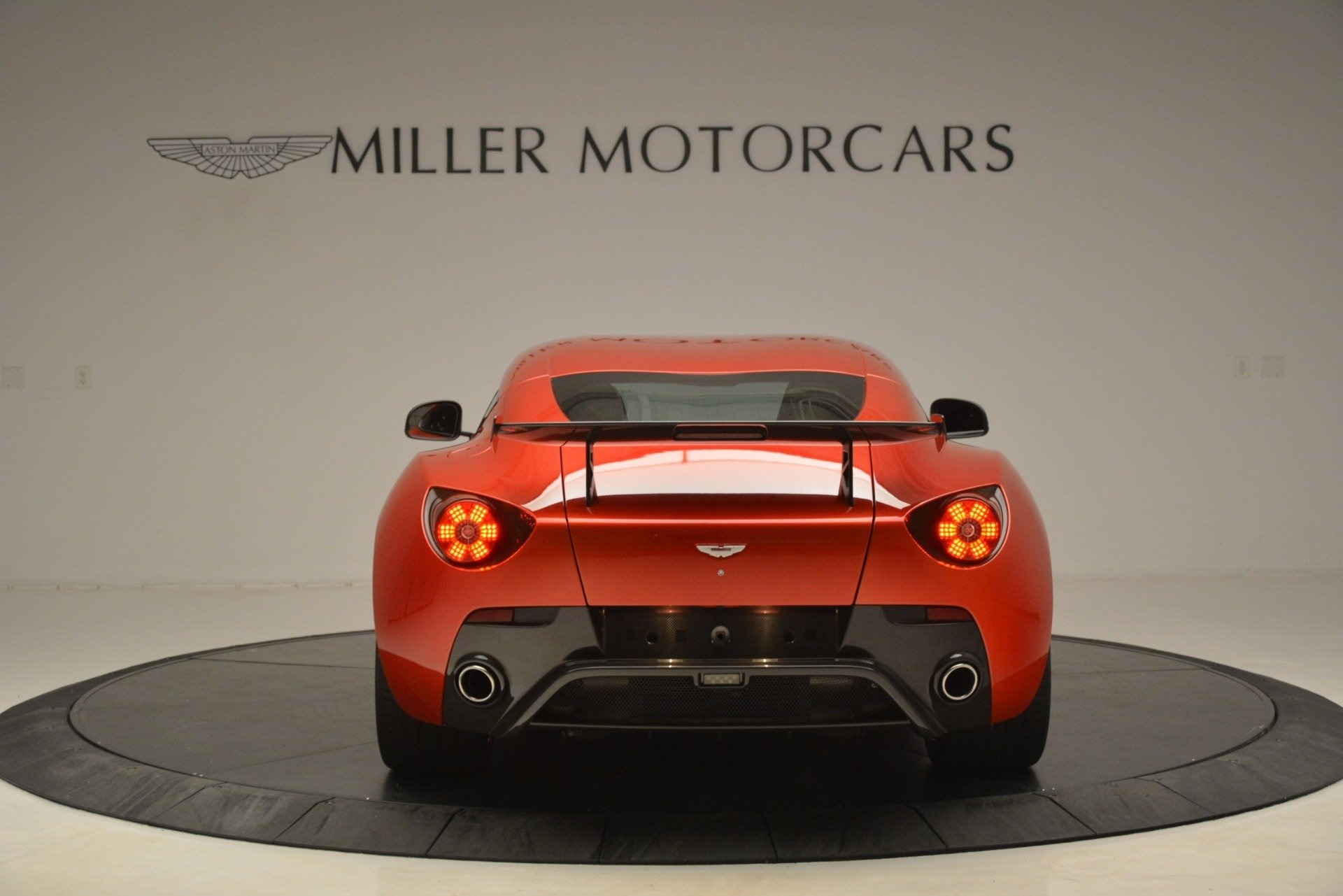 Used 2013 Aston Martin V12 Zagato Coupe For Sale In Westport, CT 3181_p11