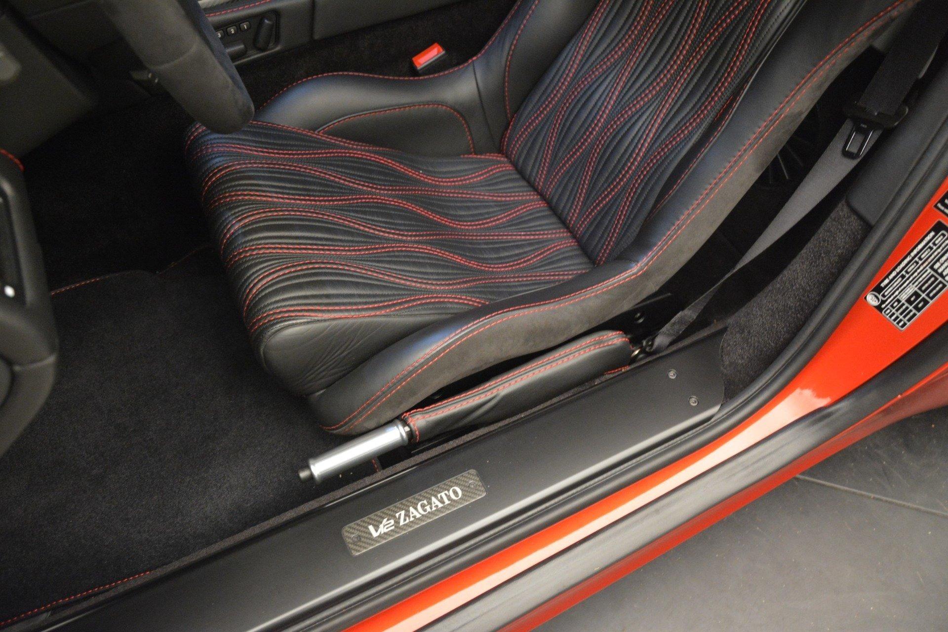 Used 2013 Aston Martin V12 Zagato Coupe For Sale In Westport, CT 3181_p14