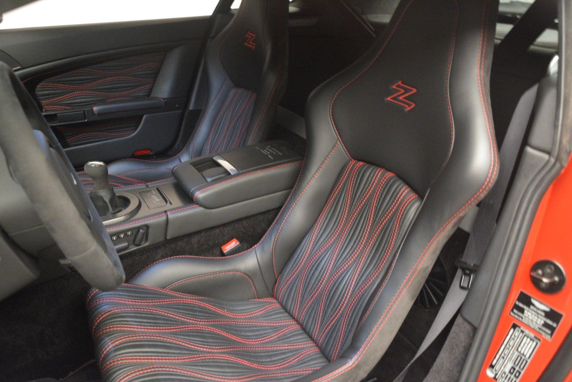 Used 2013 Aston Martin V12 Zagato Coupe For Sale In Westport, CT 3181_p15
