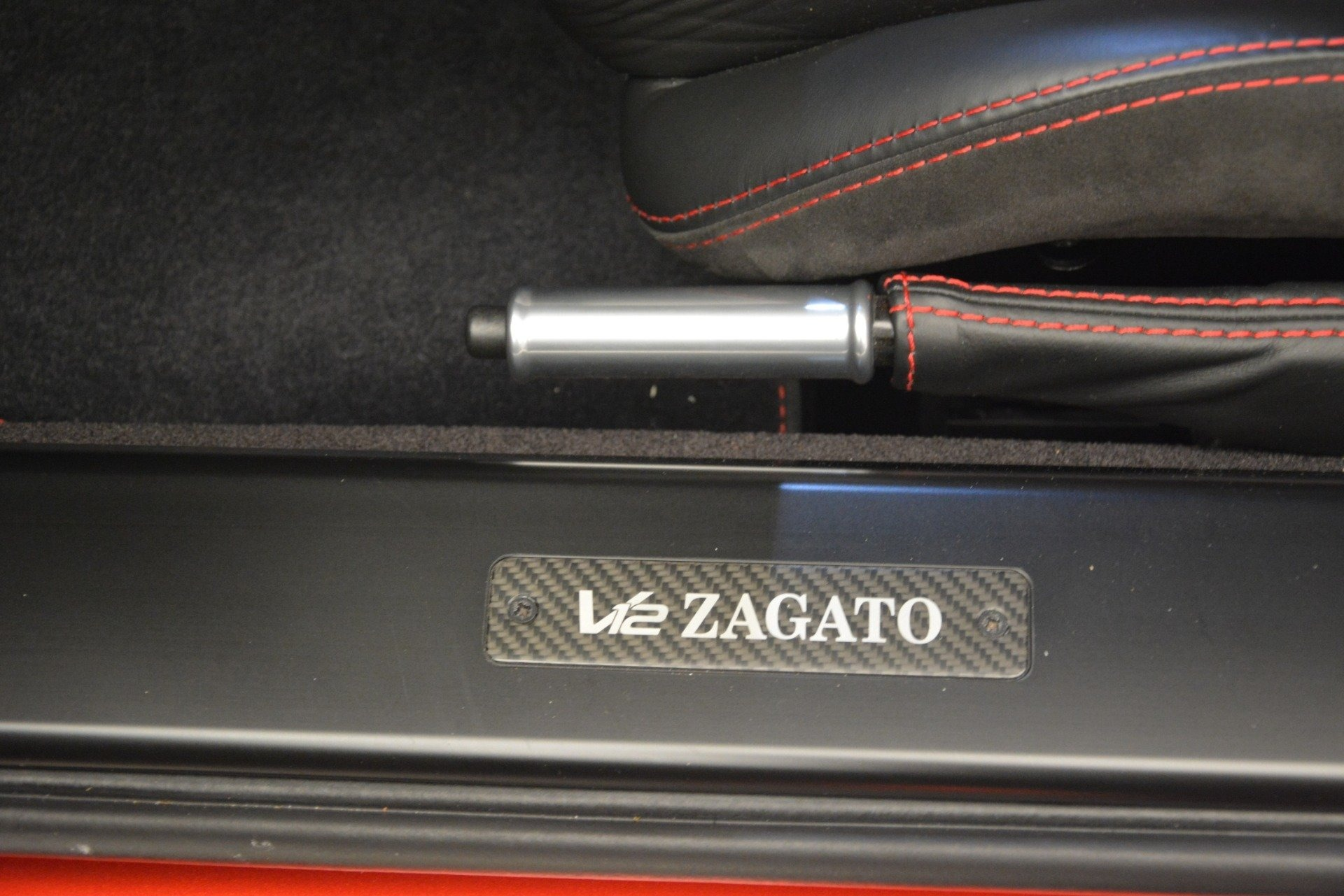 Used 2013 Aston Martin V12 Zagato Coupe For Sale In Westport, CT 3181_p16