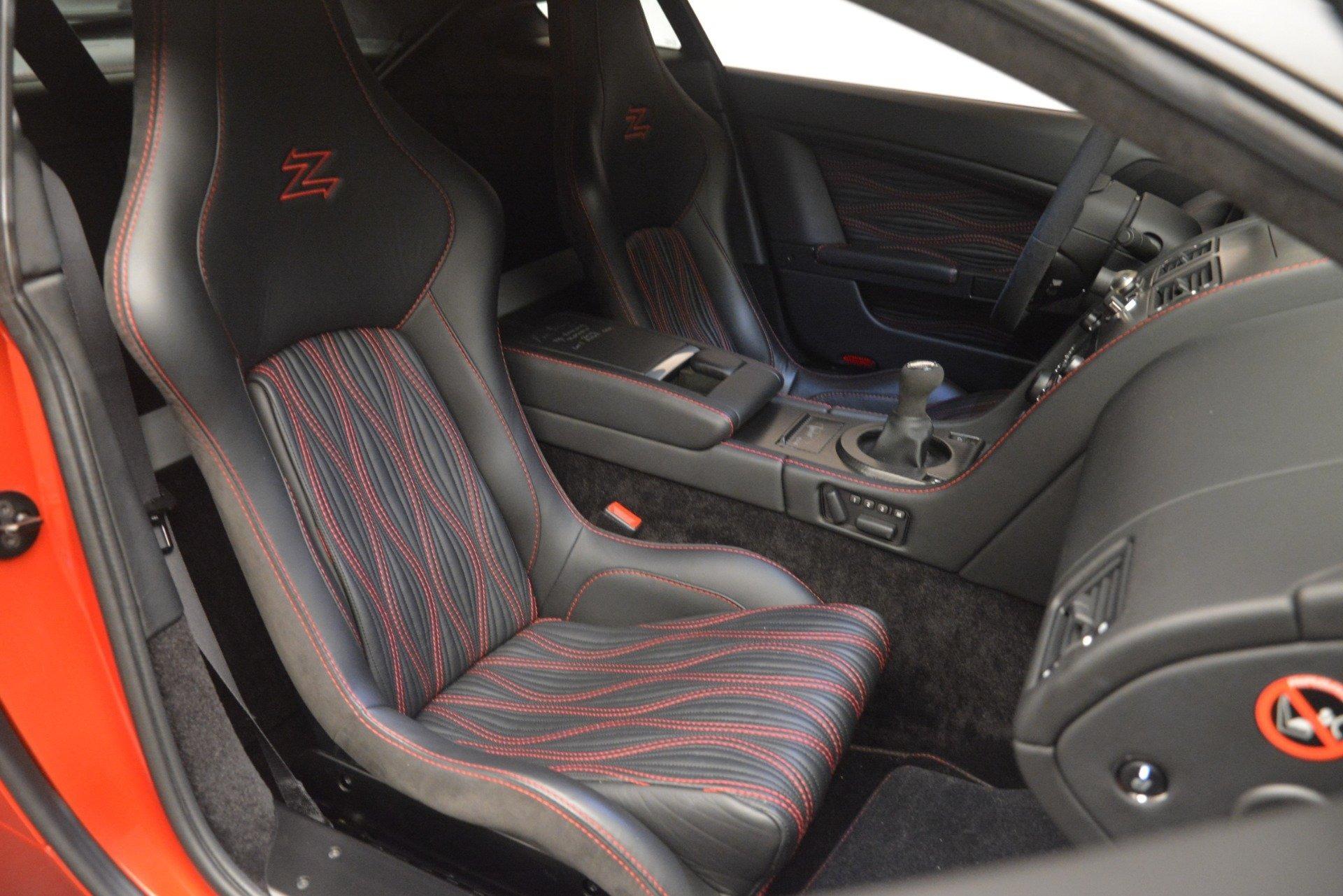 Used 2013 Aston Martin V12 Zagato Coupe For Sale In Westport, CT 3181_p20