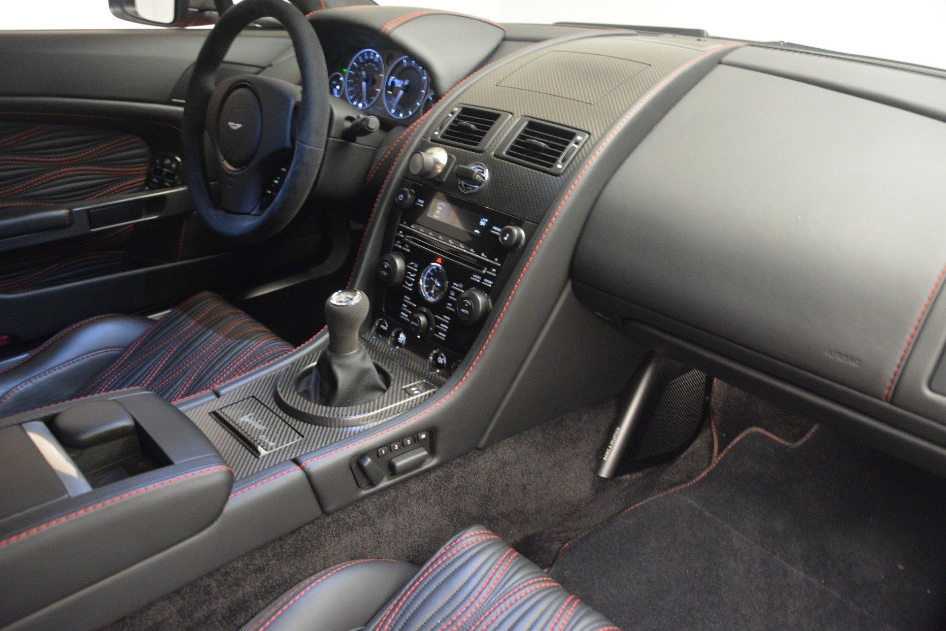 Used 2013 Aston Martin V12 Zagato Coupe For Sale In Westport, CT 3181_p21