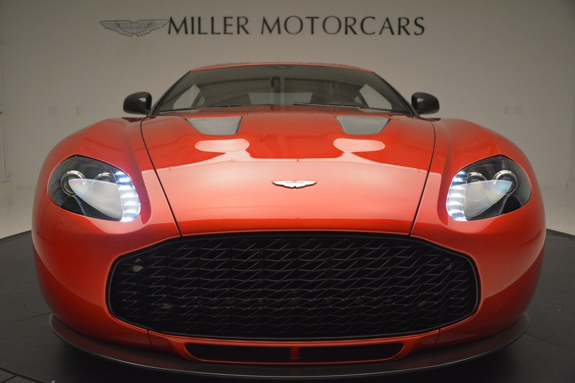 Used 2013 Aston Martin V12 Zagato Coupe For Sale In Westport, CT 3181_p23