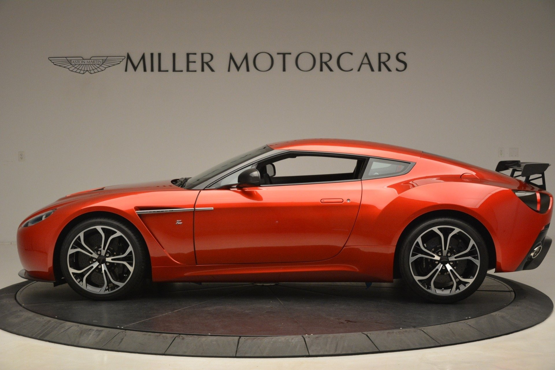 Used 2013 Aston Martin V12 Zagato Coupe For Sale In Westport, CT 3181_p2