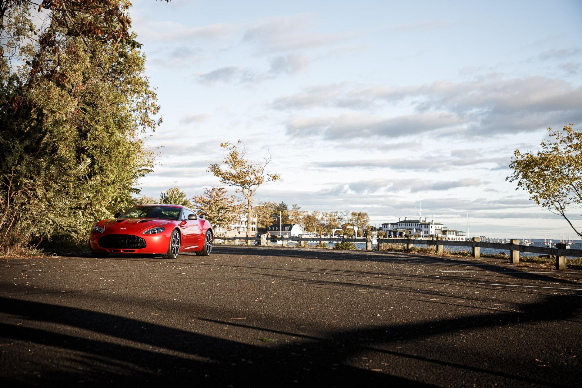 Used 2013 Aston Martin V12 Zagato Coupe For Sale In Westport, CT 3181_p31