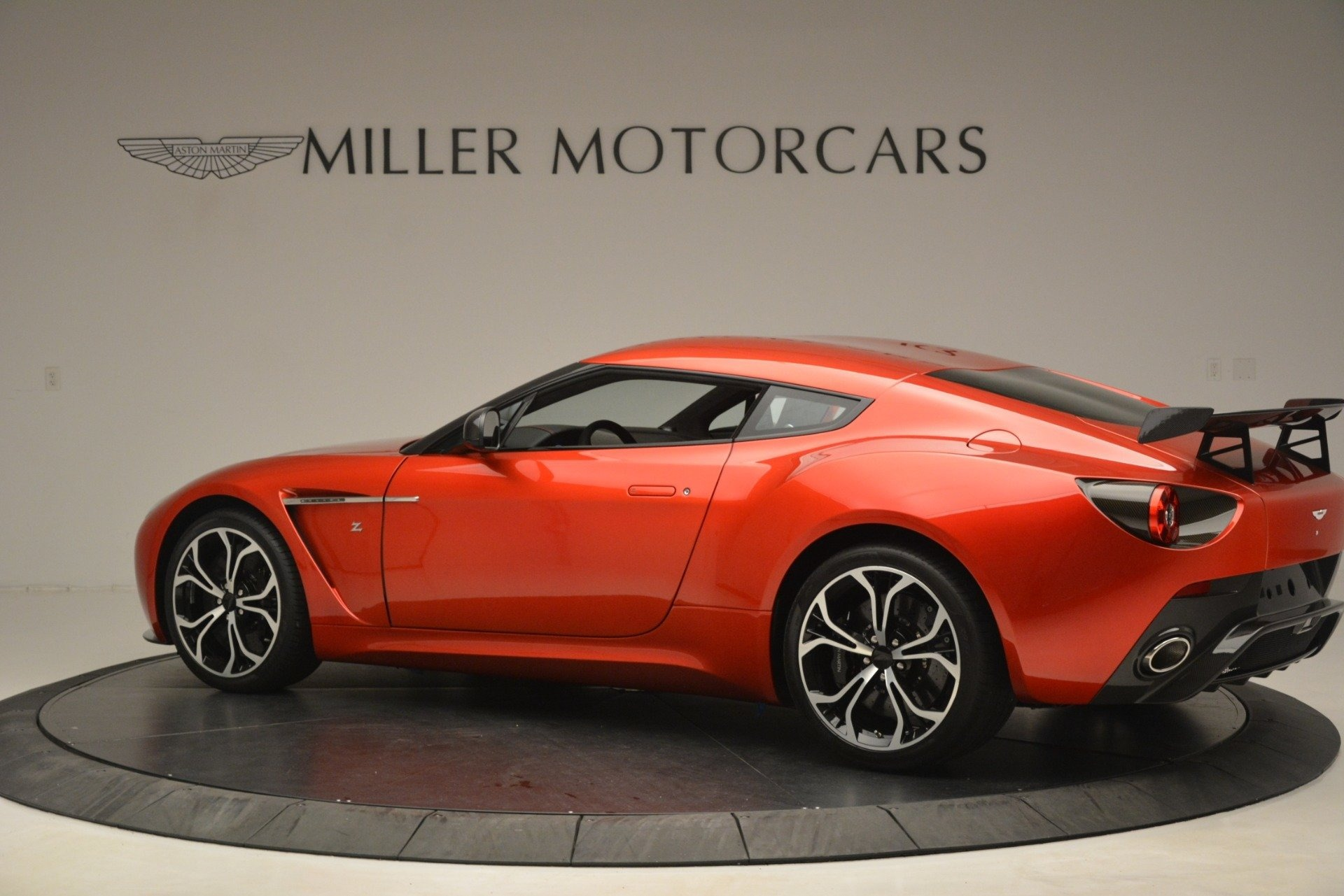 Used 2013 Aston Martin V12 Zagato Coupe For Sale In Westport, CT 3181_p3