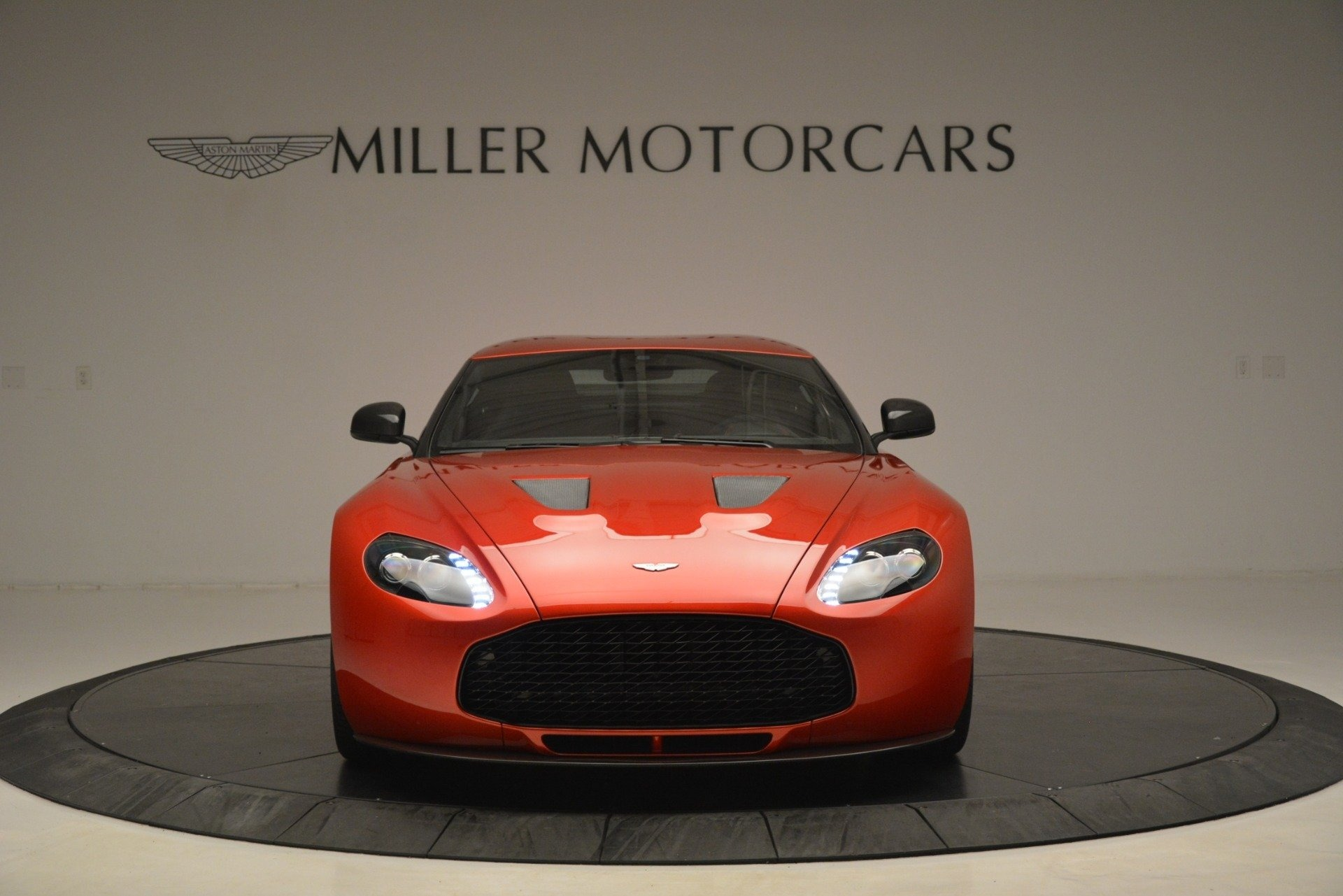 Used 2013 Aston Martin V12 Zagato Coupe For Sale In Westport, CT 3181_p8