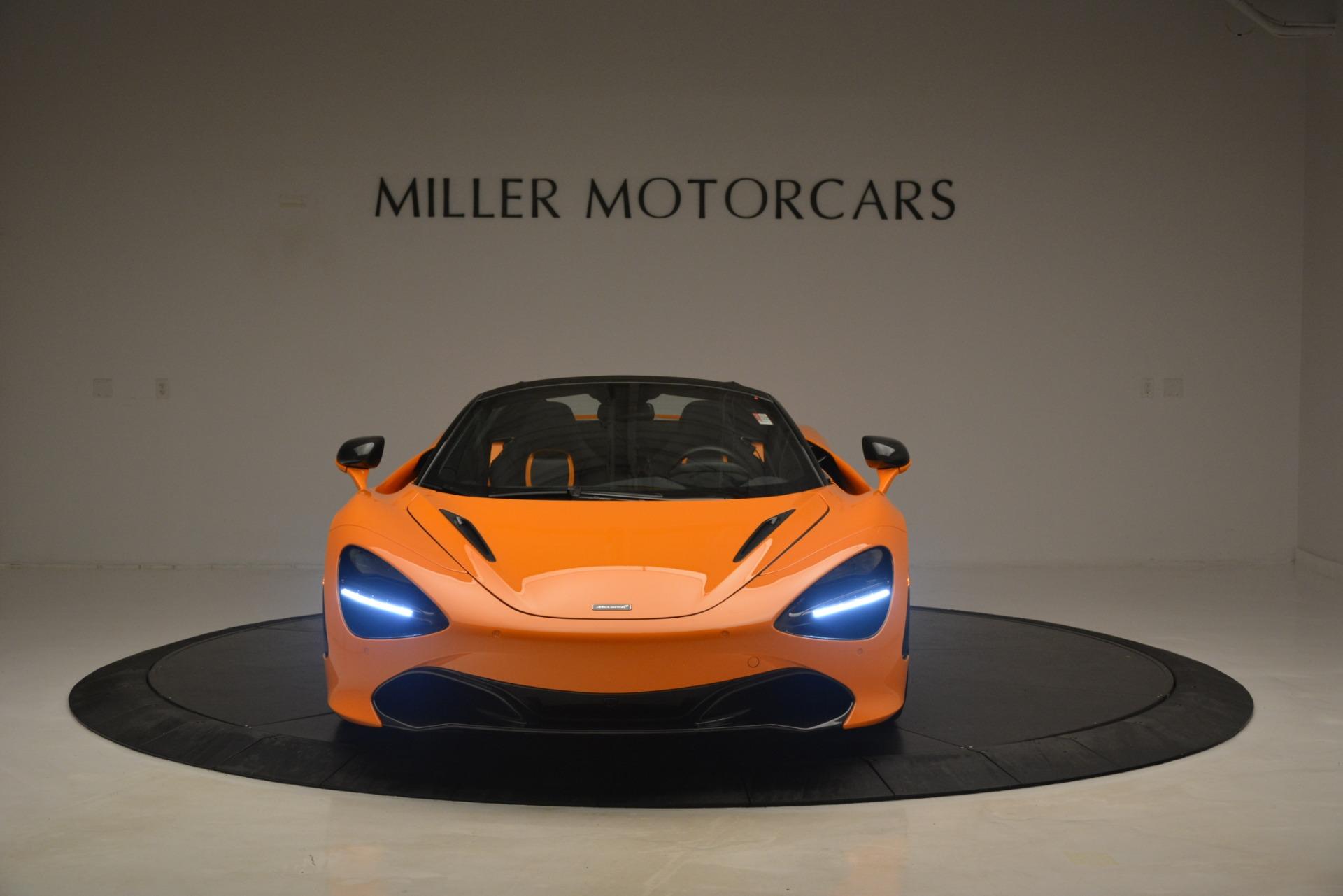 New 2020 McLaren 720S Spider For Sale In Westport, CT 3182_p10