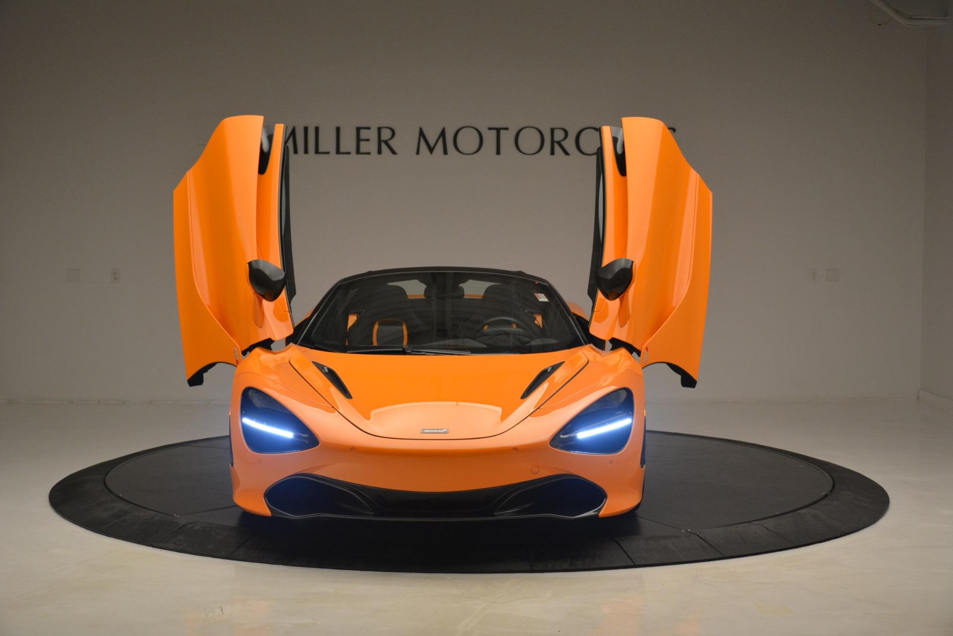 New 2020 McLaren 720S Spider For Sale In Westport, CT 3182_p11