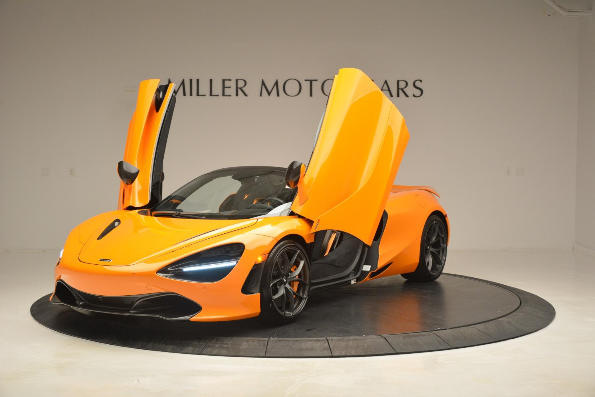 New 2020 McLaren 720S Spider For Sale In Westport, CT 3182_p12