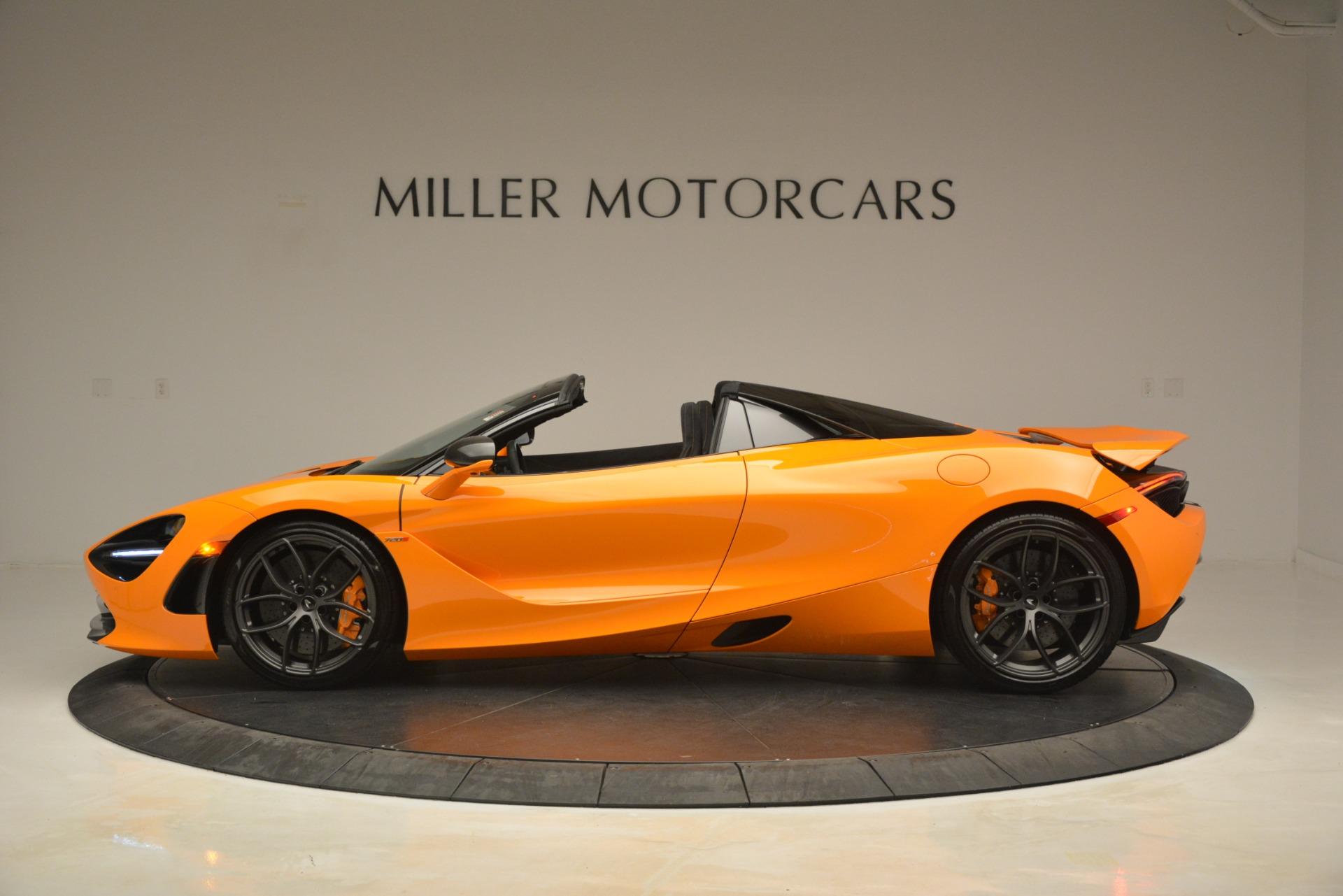 New 2020 McLaren 720S Spider For Sale In Westport, CT 3182_p13