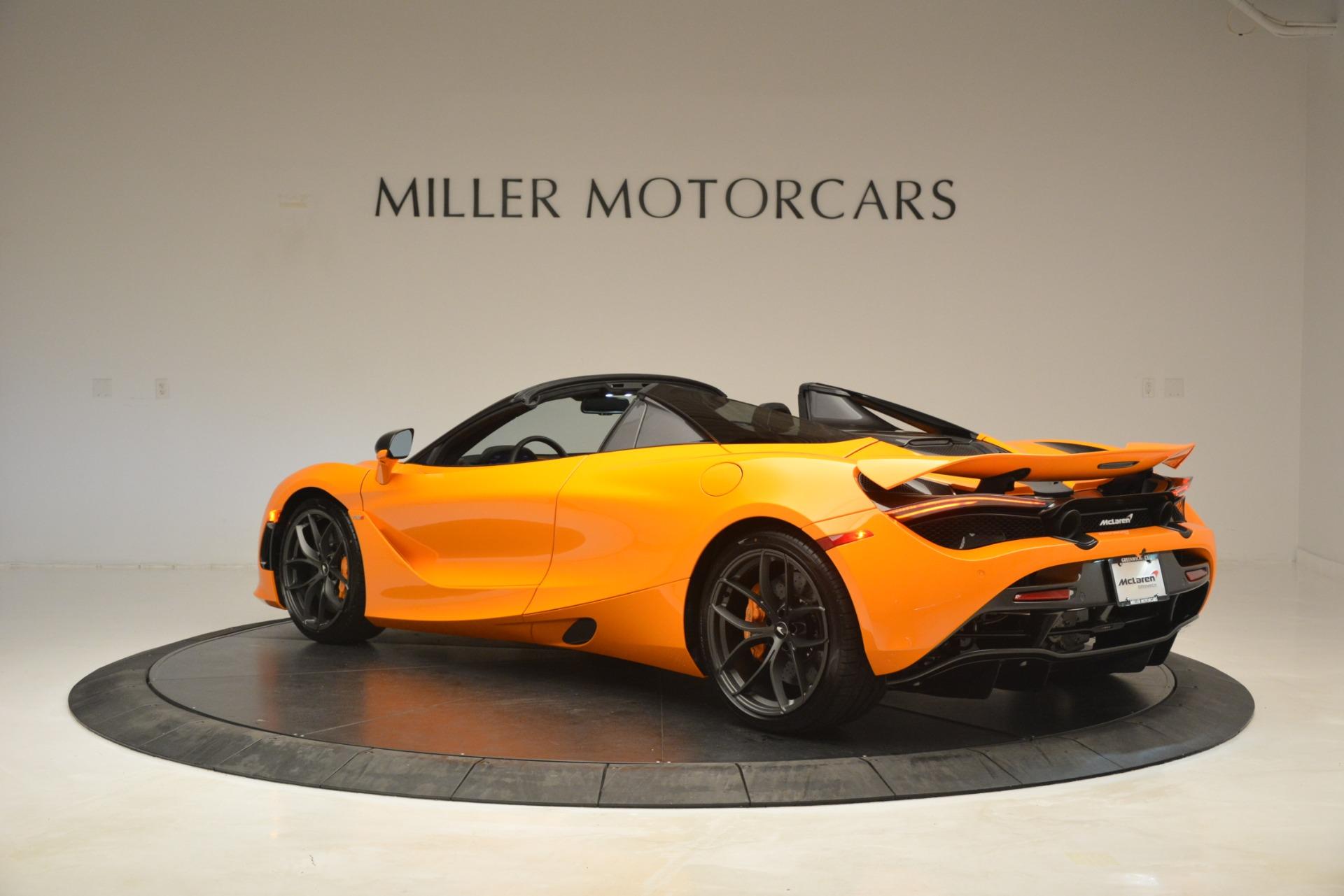 New 2020 McLaren 720S Spider For Sale In Westport, CT 3182_p14