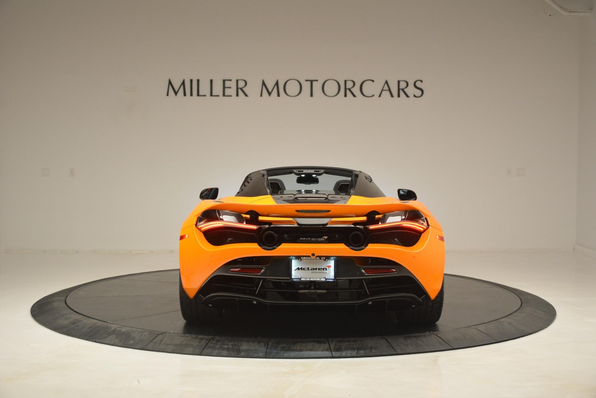 New 2020 McLaren 720S Spider For Sale In Westport, CT 3182_p15