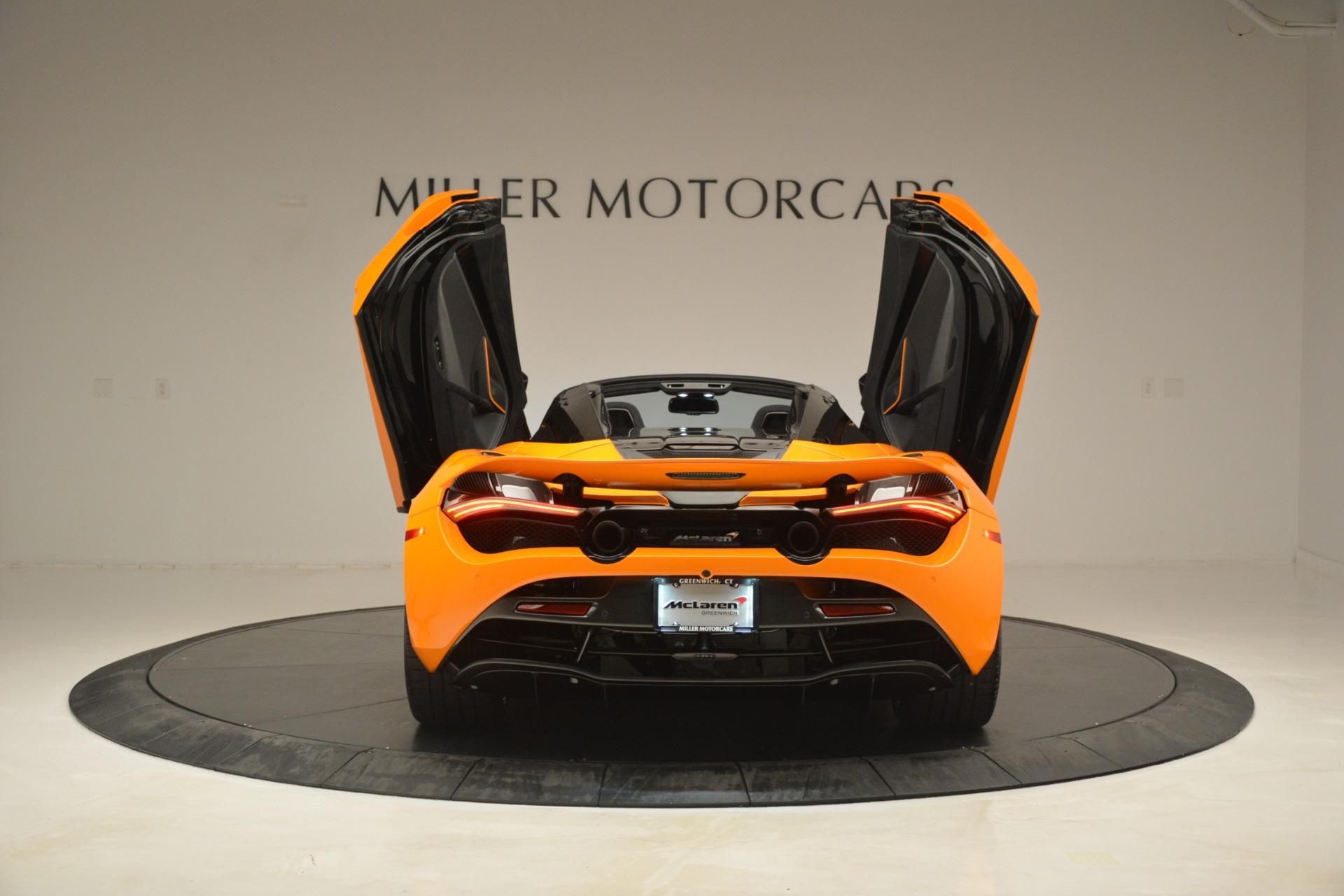 New 2020 McLaren 720S Spider For Sale In Westport, CT 3182_p16