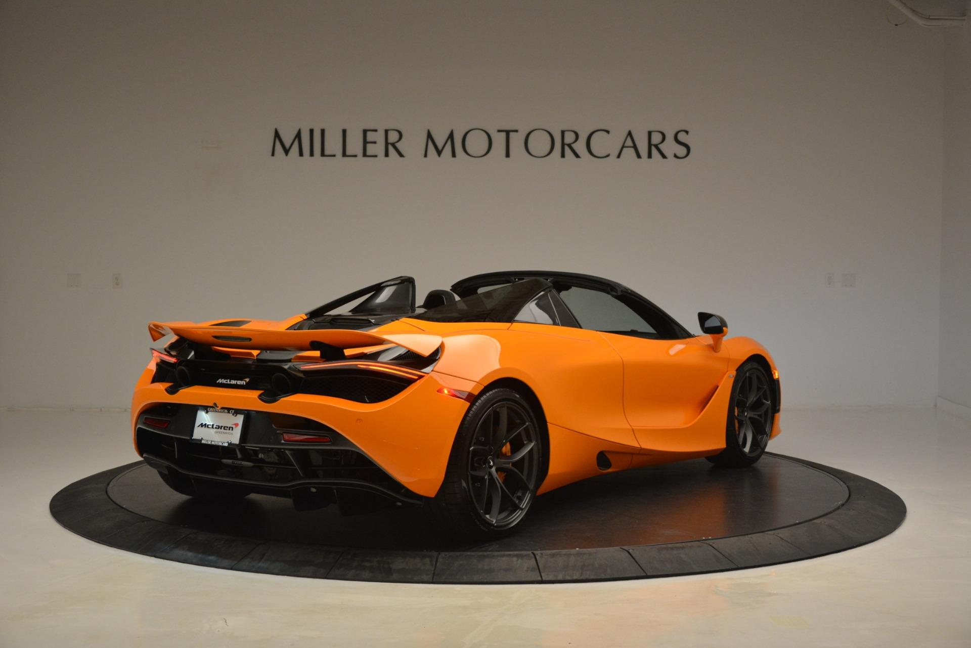 New 2020 McLaren 720S Spider For Sale In Westport, CT 3182_p17
