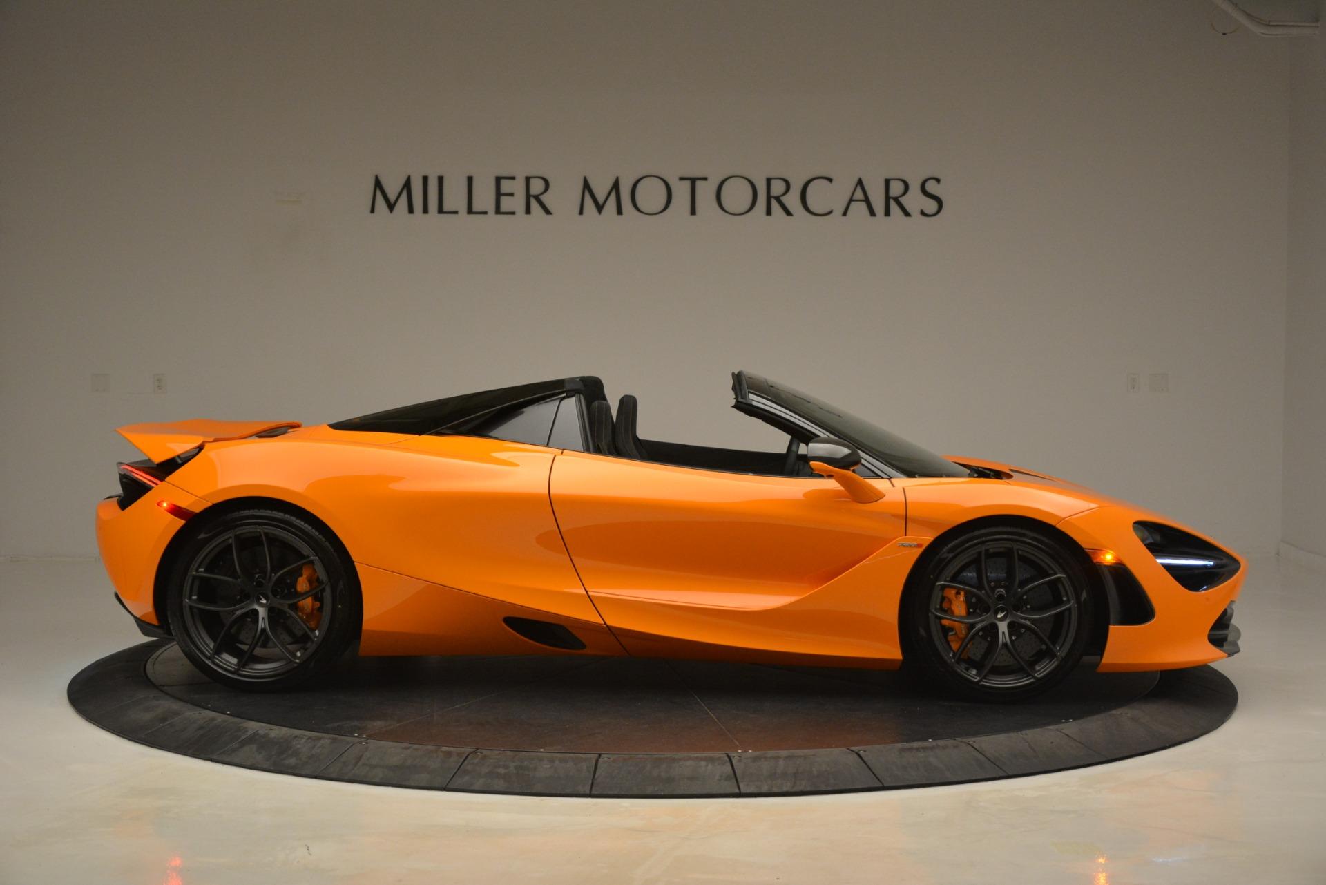 New 2020 McLaren 720S Spider For Sale In Westport, CT 3182_p18