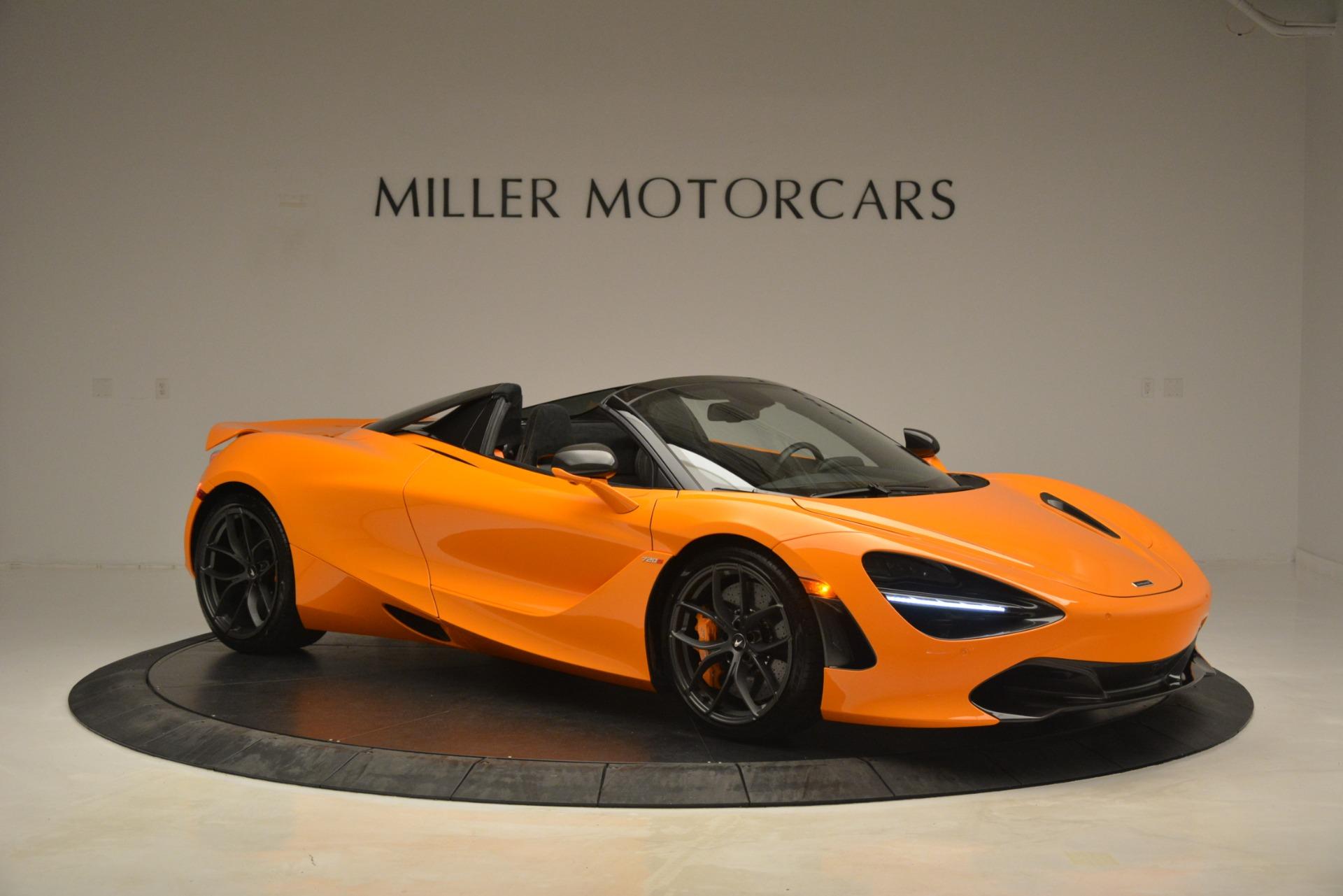 New 2020 McLaren 720S Spider For Sale In Westport, CT 3182_p19