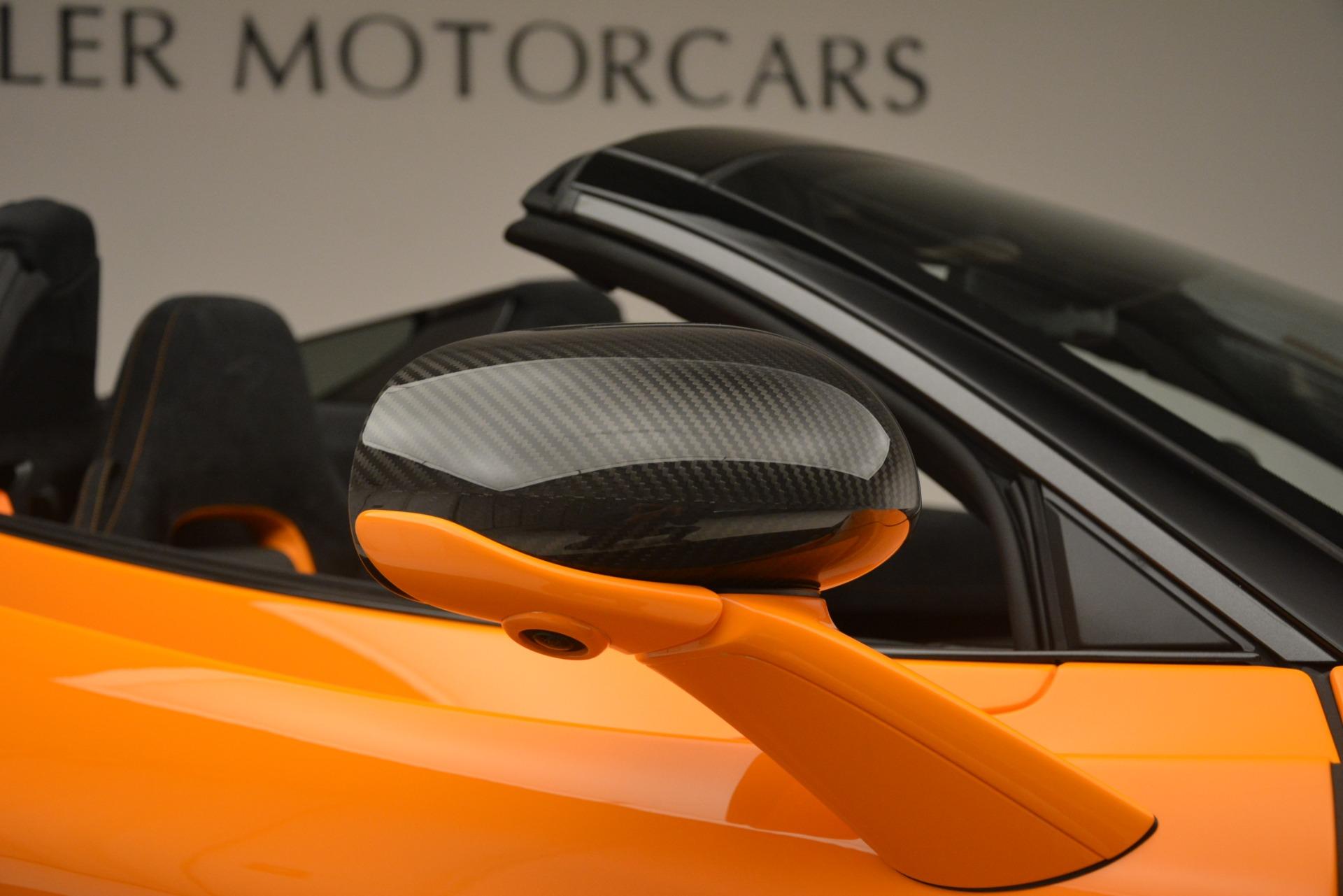 New 2020 McLaren 720S Spider For Sale In Westport, CT 3182_p20
