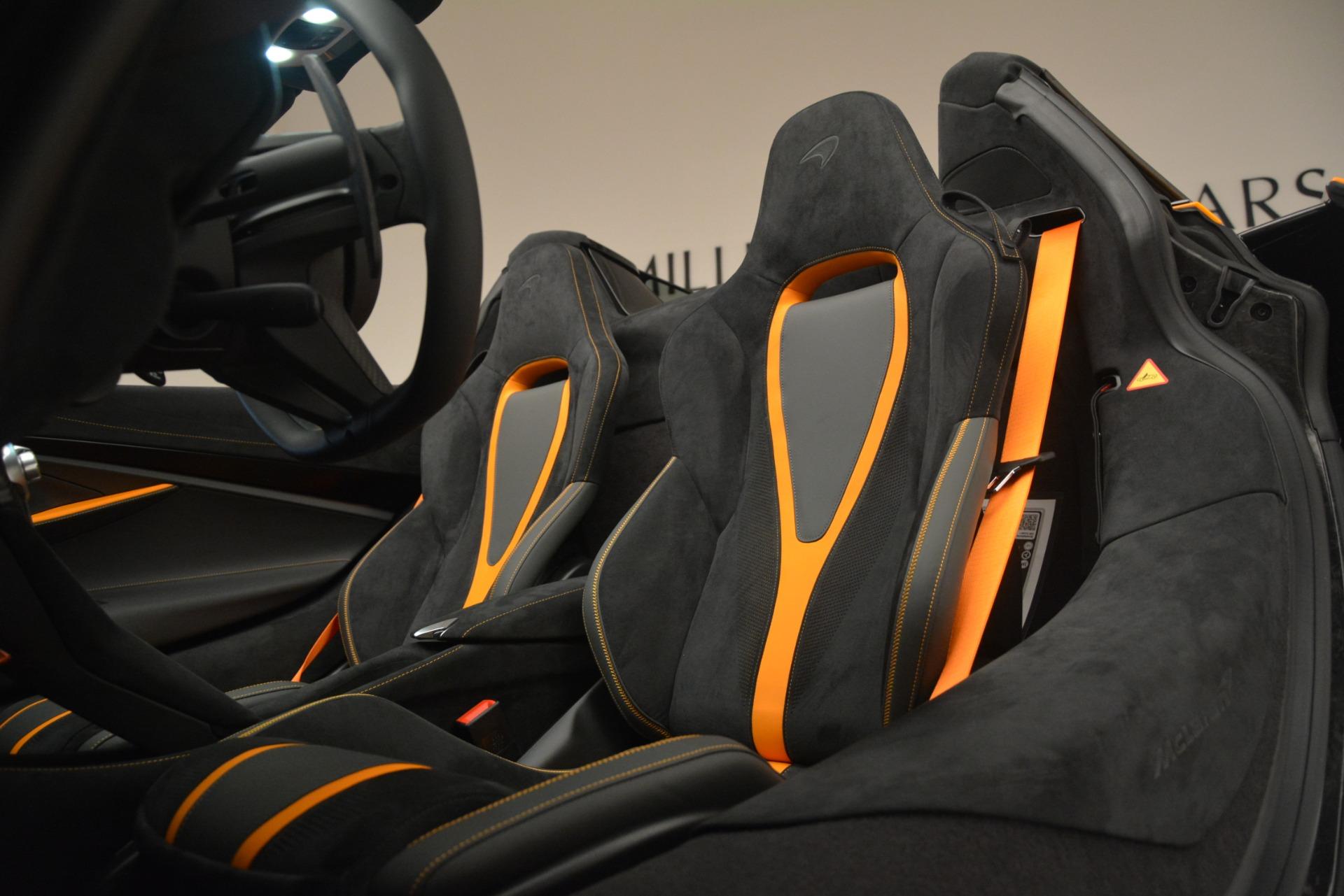 New 2020 McLaren 720S Spider For Sale In Westport, CT 3182_p23