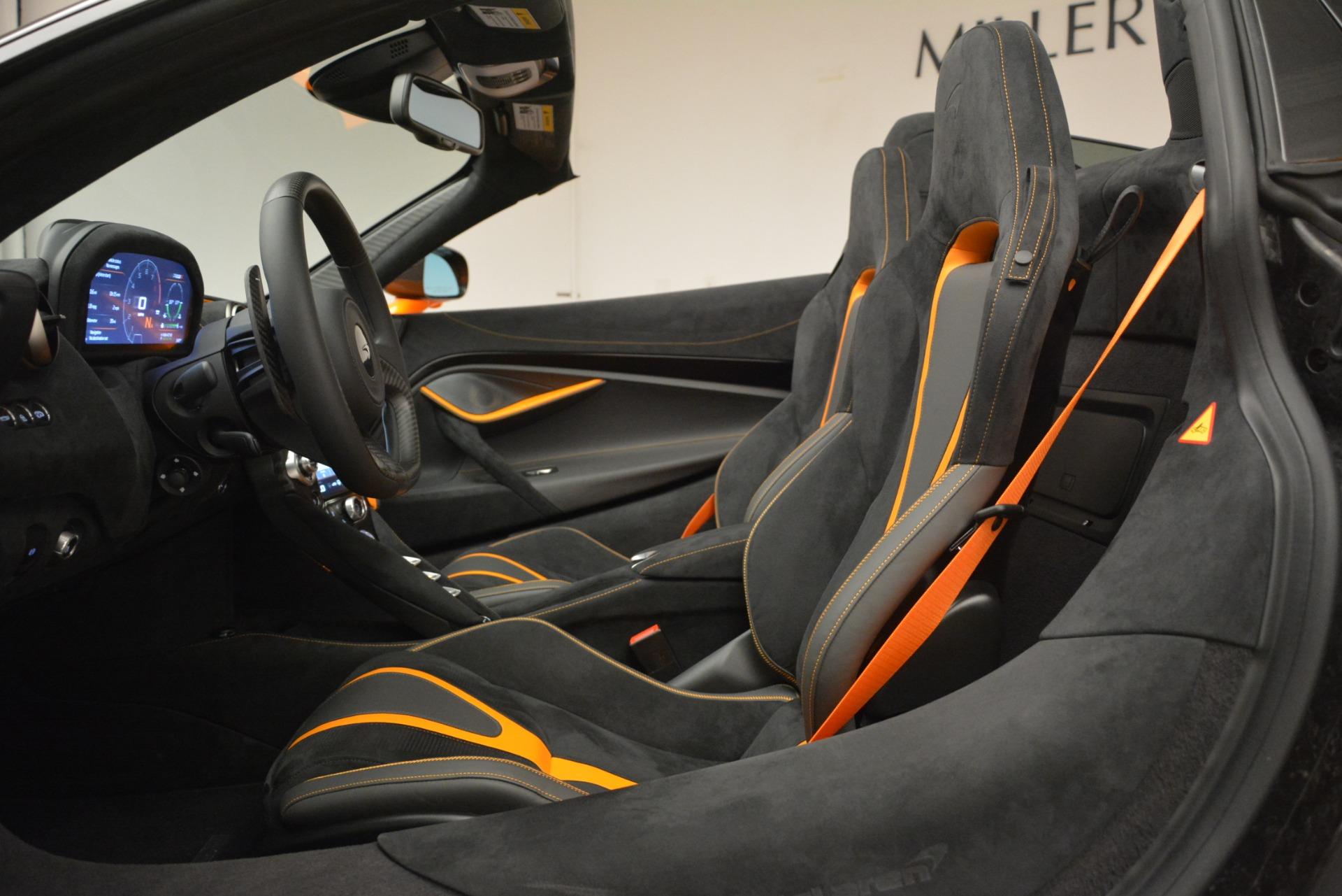 New 2020 McLaren 720S Spider For Sale In Westport, CT 3182_p24