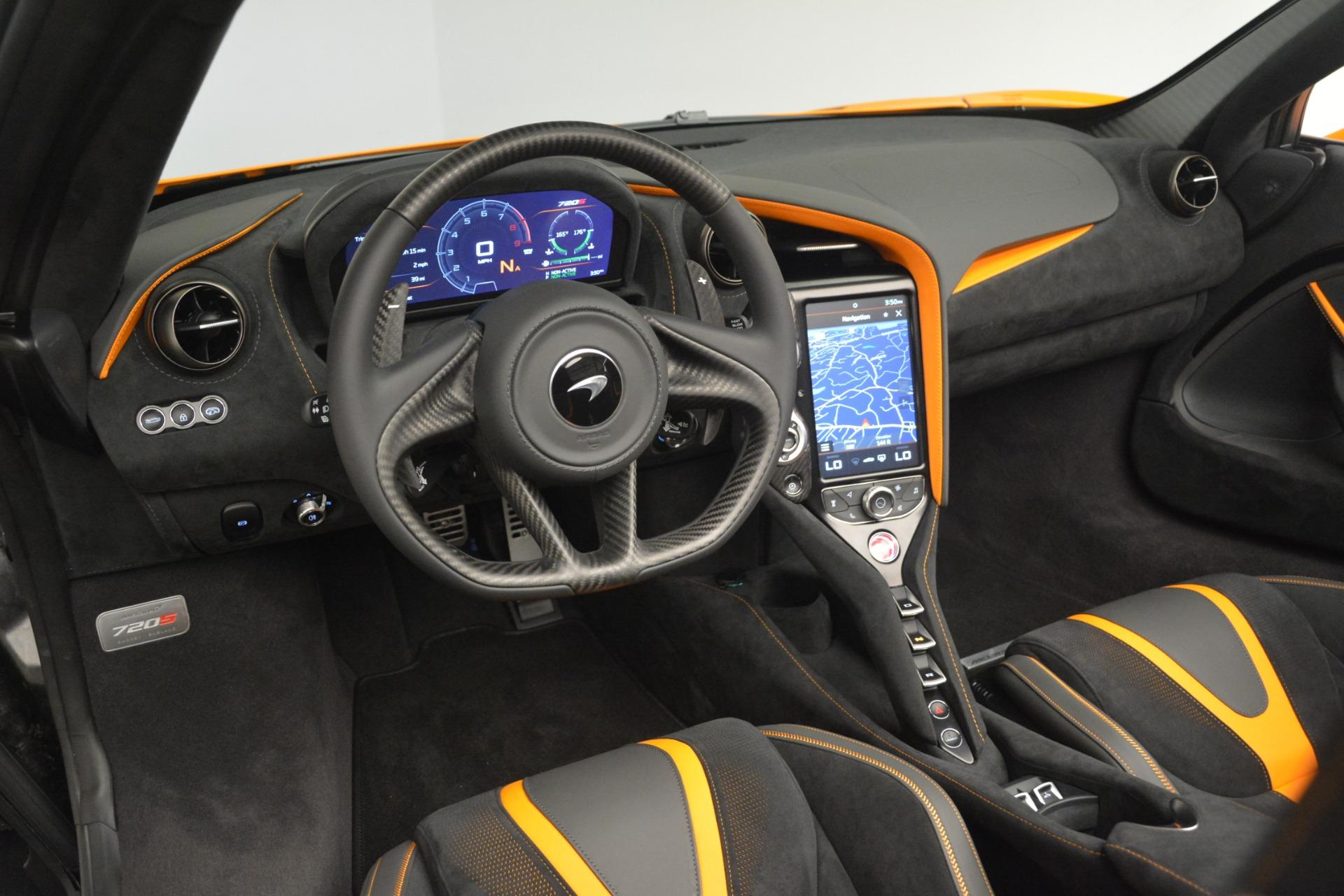 New 2020 McLaren 720S Spider For Sale In Westport, CT 3182_p26