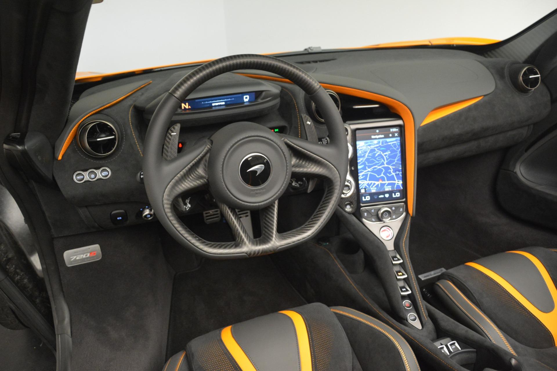 New 2020 McLaren 720S Spider For Sale In Westport, CT 3182_p27