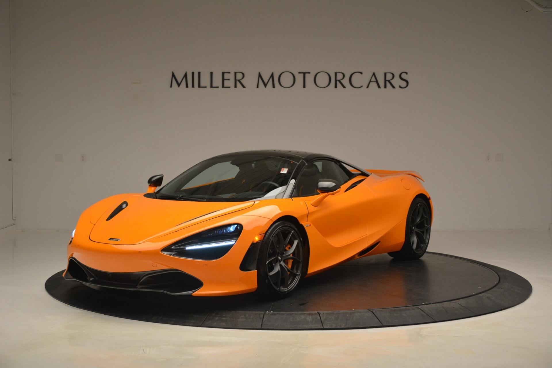 New 2020 McLaren 720S Spider For Sale In Westport, CT 3182_p2