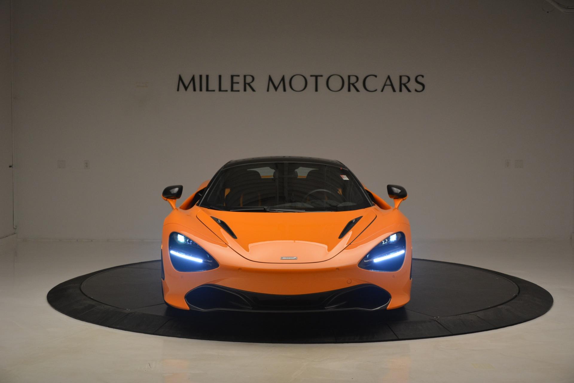 New 2020 McLaren 720S Spider For Sale In Westport, CT 3182_p3